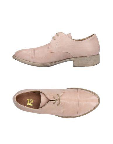 TSD12 Zapato de cordones