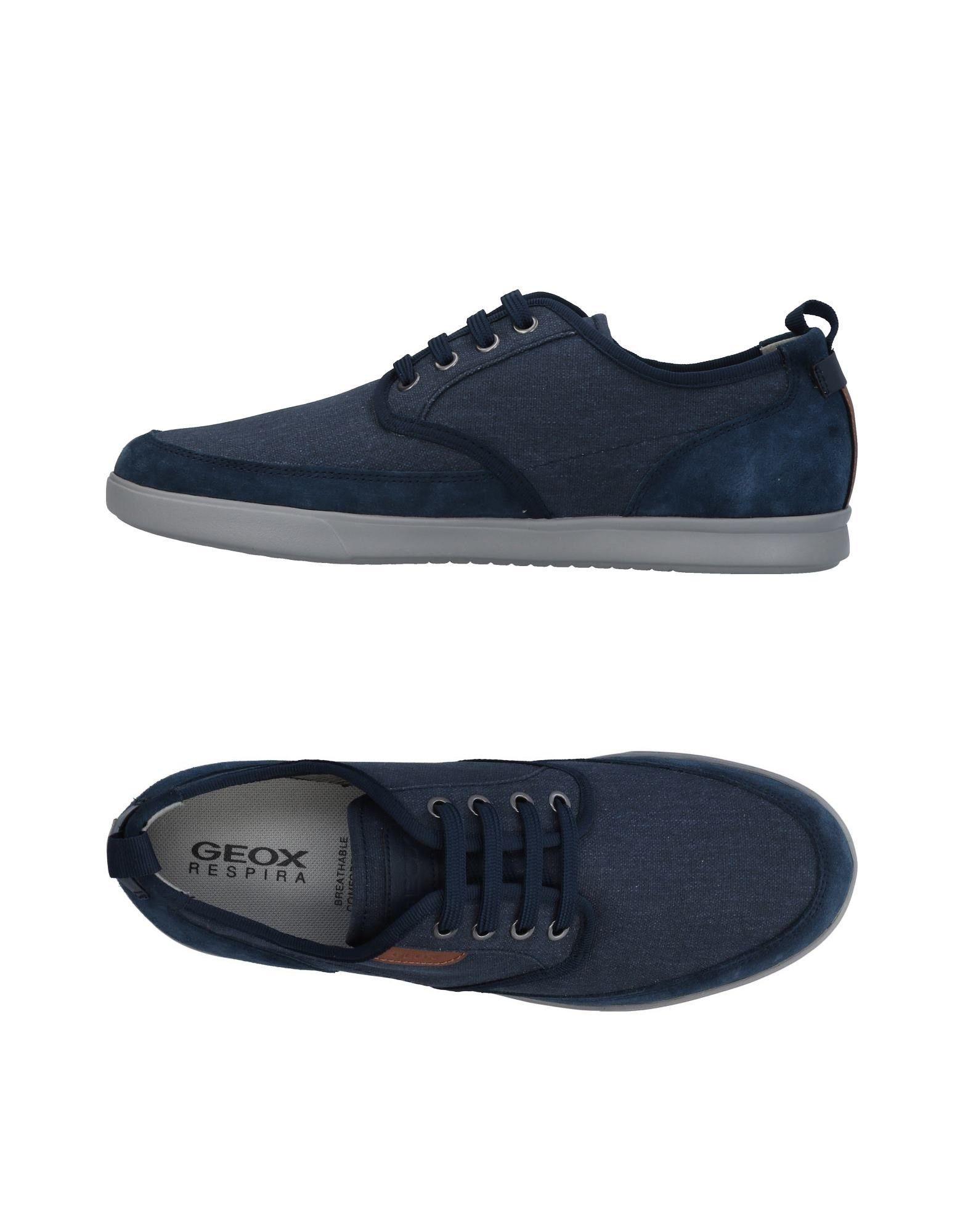 Geox Sneakers Herren  11454046AX Heiße Schuhe