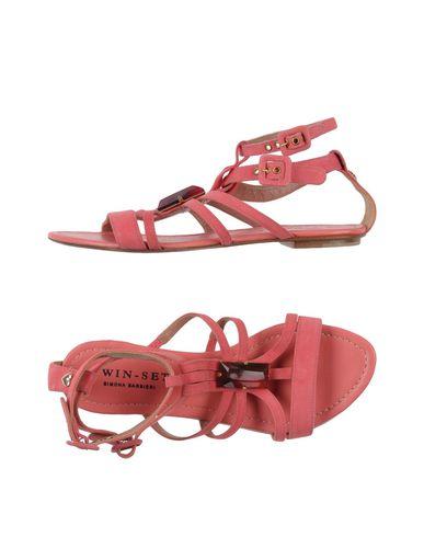Descuento de la marca Sandalia Twin-Set Simona Barbieri Mujer Barbieri - Sandalias Twin-Set Simona Barbieri Mujer - 11454053QA Coral 2e718c