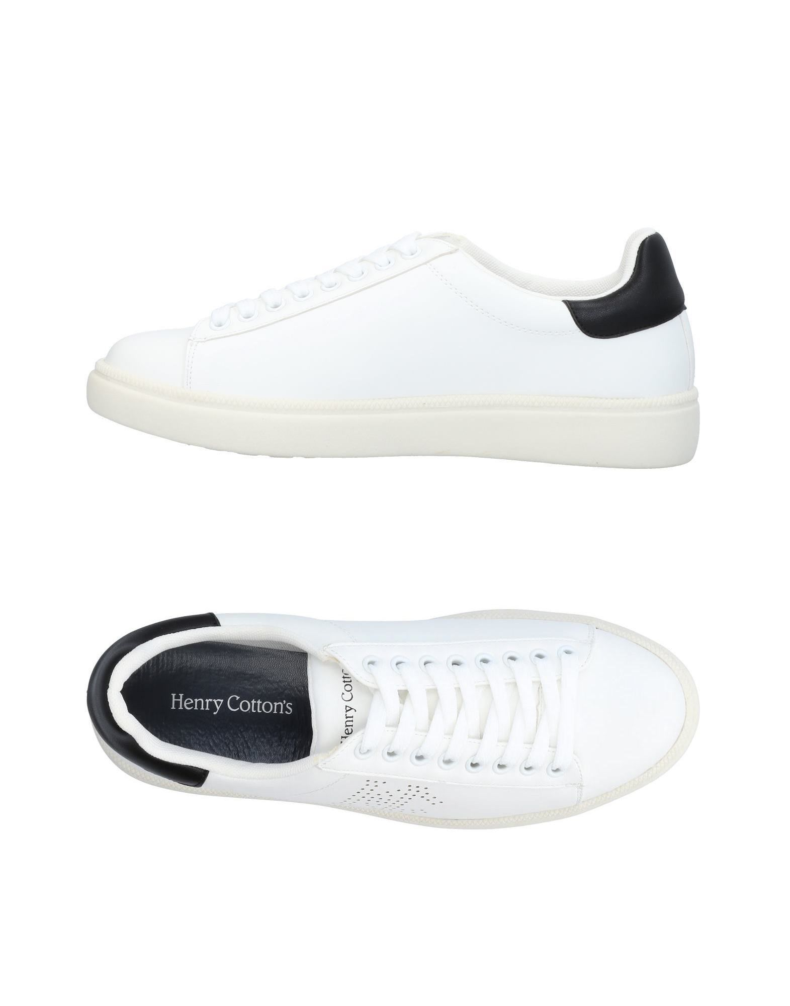 Sneakers Henry Cotton's Uomo - 11454101RU