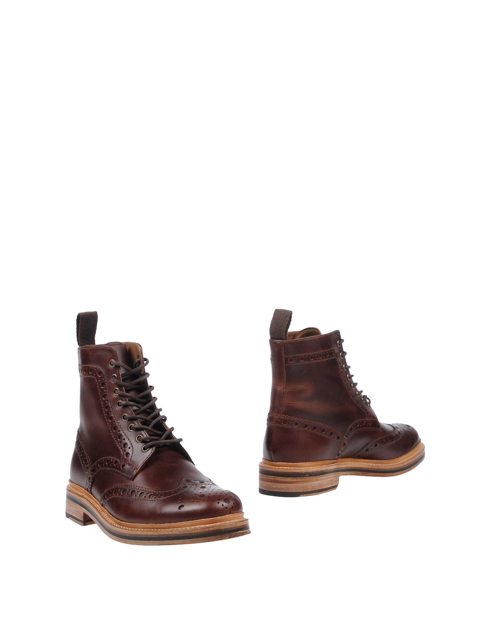 Grenson Stiefelette Herren  11454103SX Gute Gute 11454103SX Qualität beliebte Schuhe 061a6c