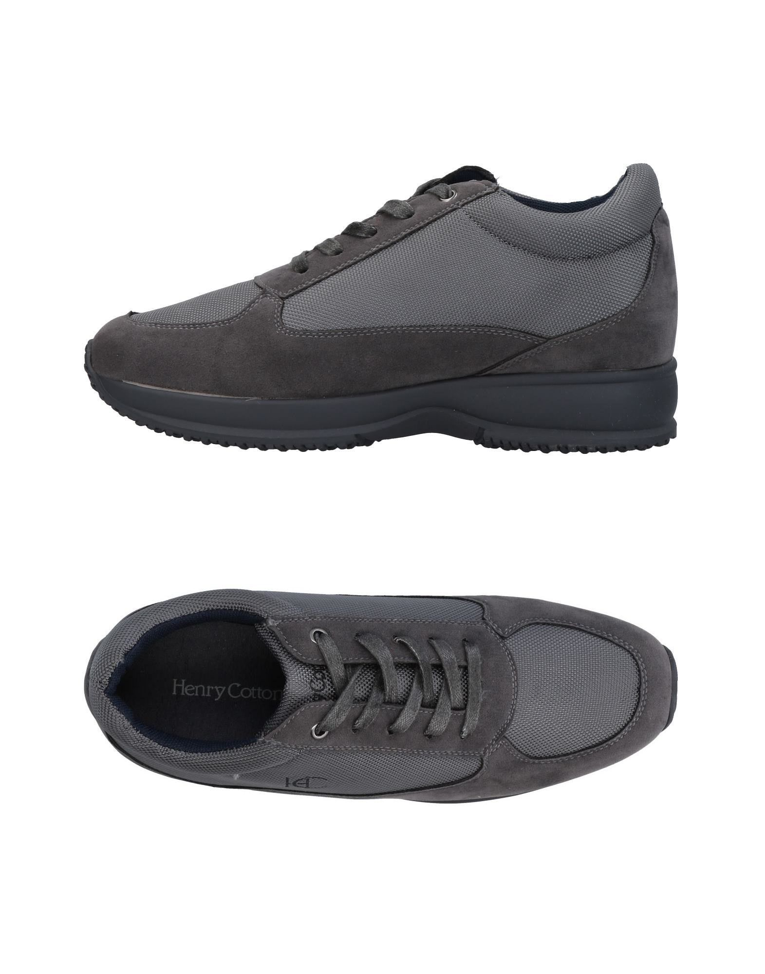 Henry 11454121BH Cotton's Sneakers Herren  11454121BH Henry fe310a