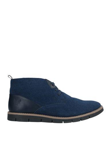 Zapatos especiales para hombres y mujeres Botín Avirex - Hombre - Botines Avirex - Avirex 11454156RI Azul oscuro 905195