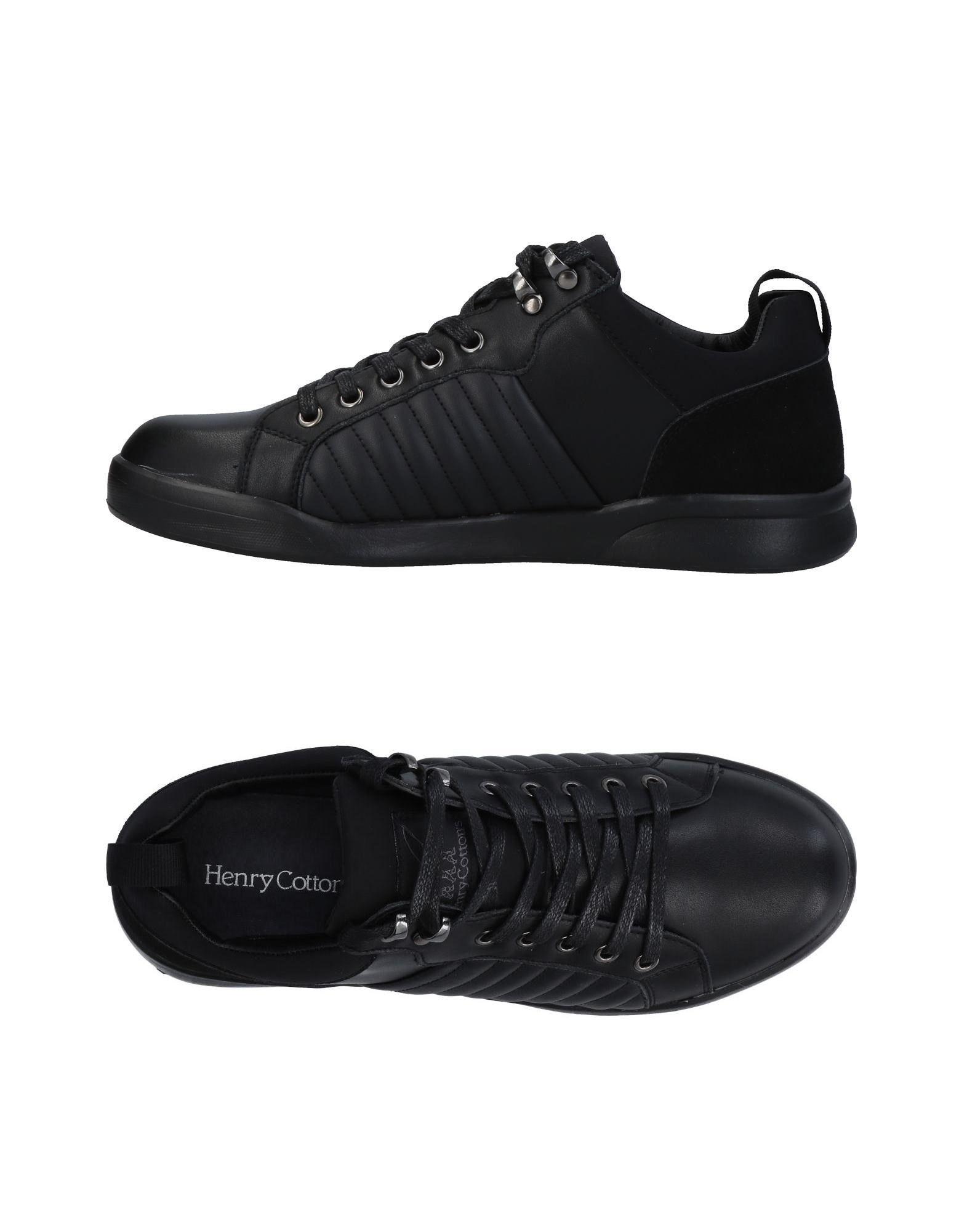 Henry Cotton's Sneakers Herren  11454169HJ