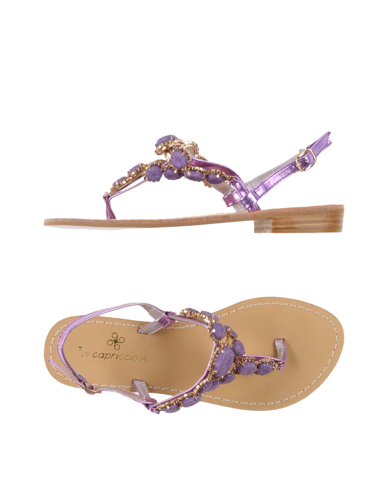 Le Capricciose® Dianetten Qualität Damen  11454185WL Gute Qualität Dianetten beliebte Schuhe 4496cb