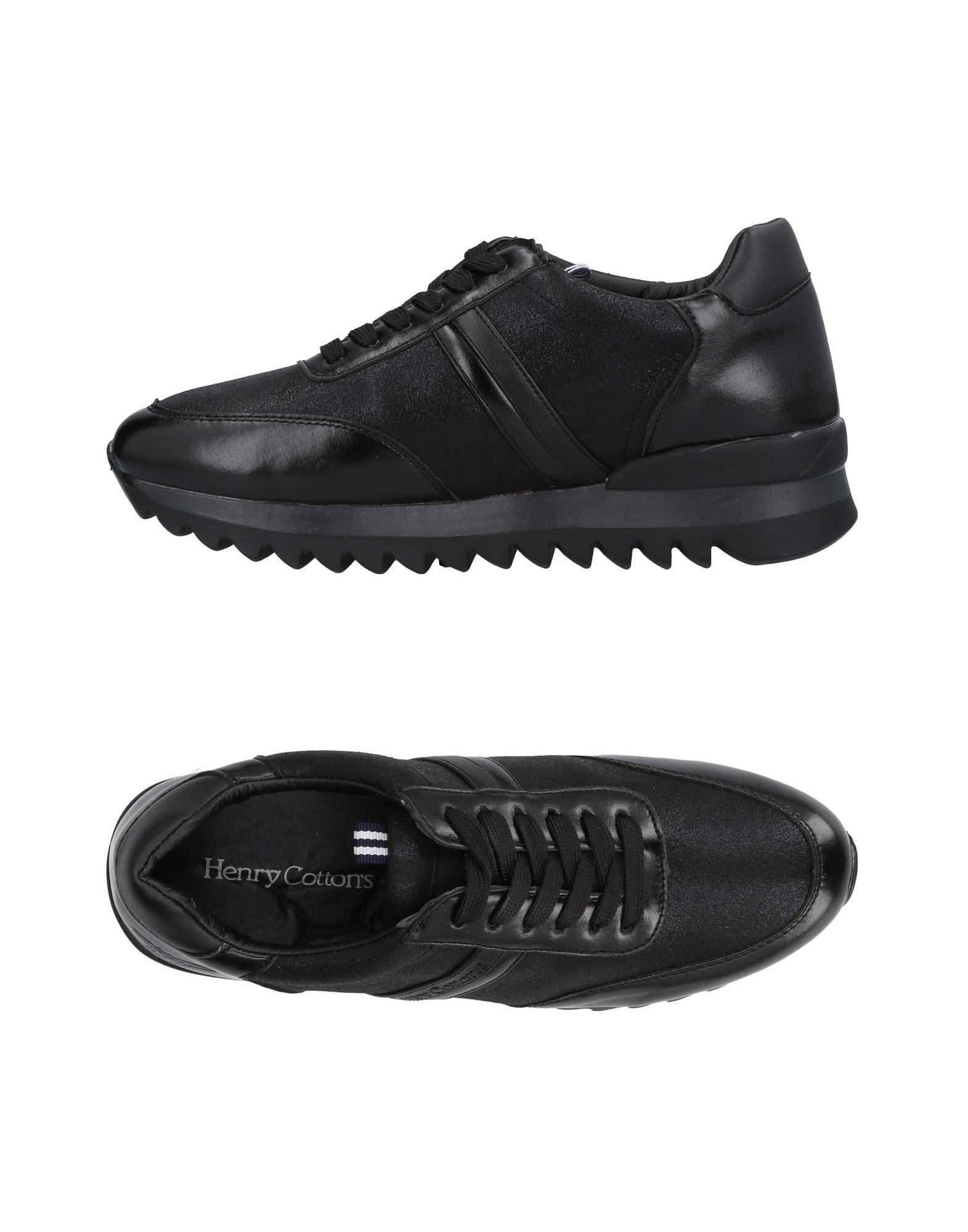 Zapatillas Hry Cotton's Mujer Negro - Zapatillas Hry Cotton's  Negro Mujer de477f