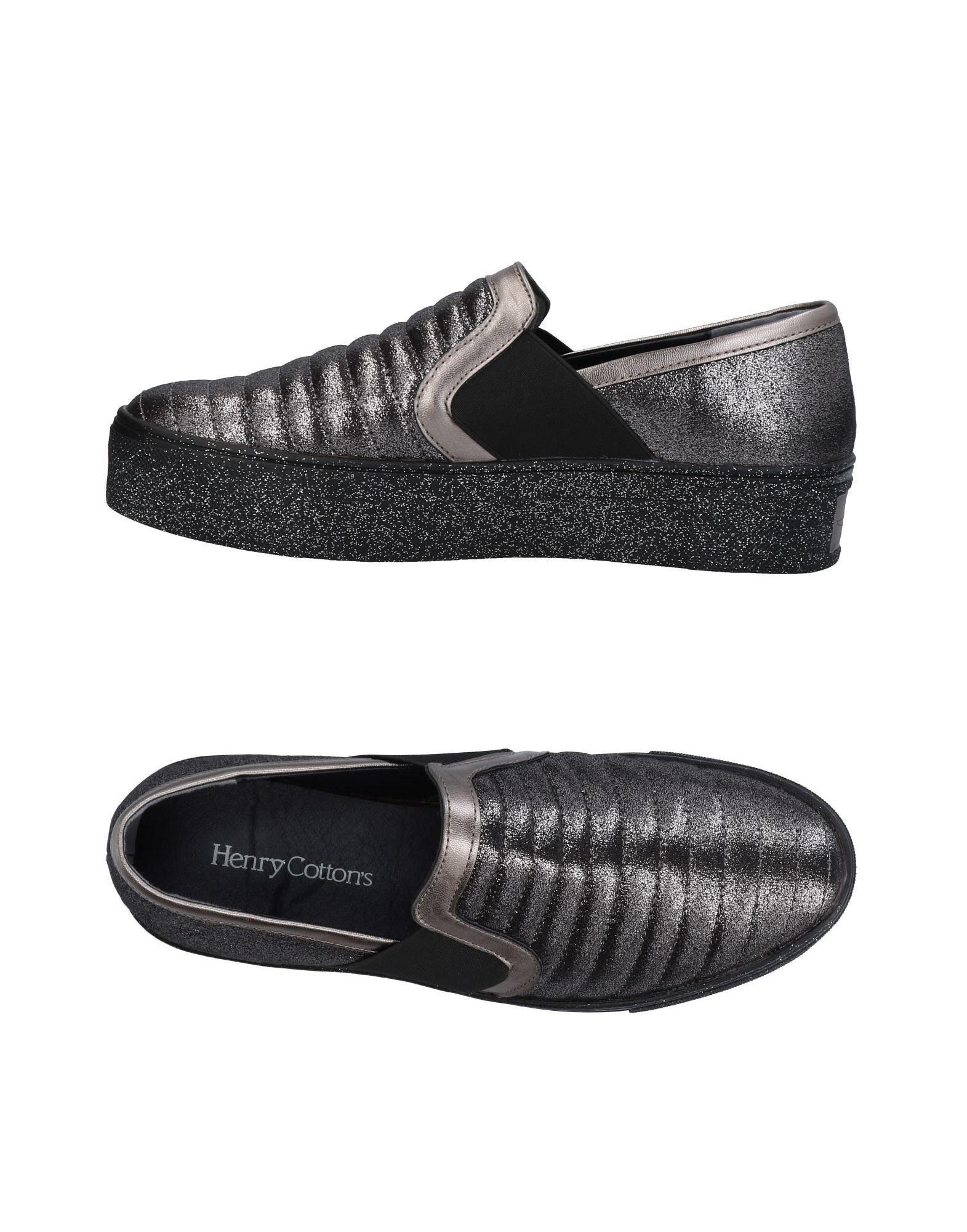 Henry Cotton's Sneakers Damen  11454196TB Neue Schuhe