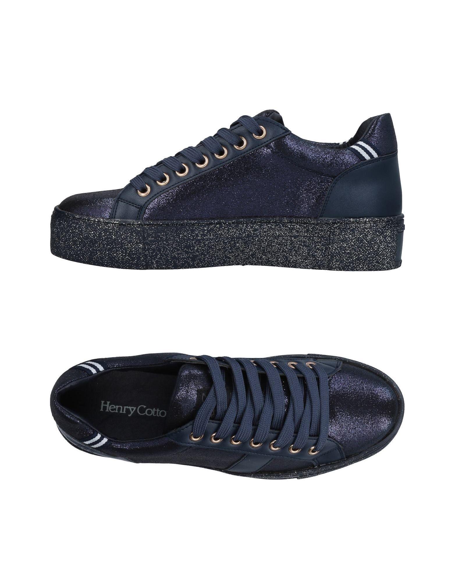 Henry Cotton's Sneakers Damen  11454204PT Neue Schuhe