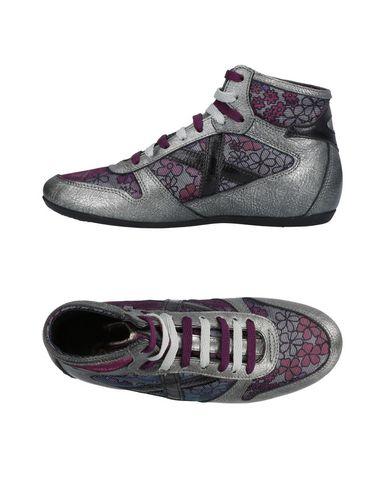 Los últimos zapatos de descuento para Zapatillas hombres y mujeres Zapatillas para Munich Mujer - Zapatillas Munich Plomo 3ed074