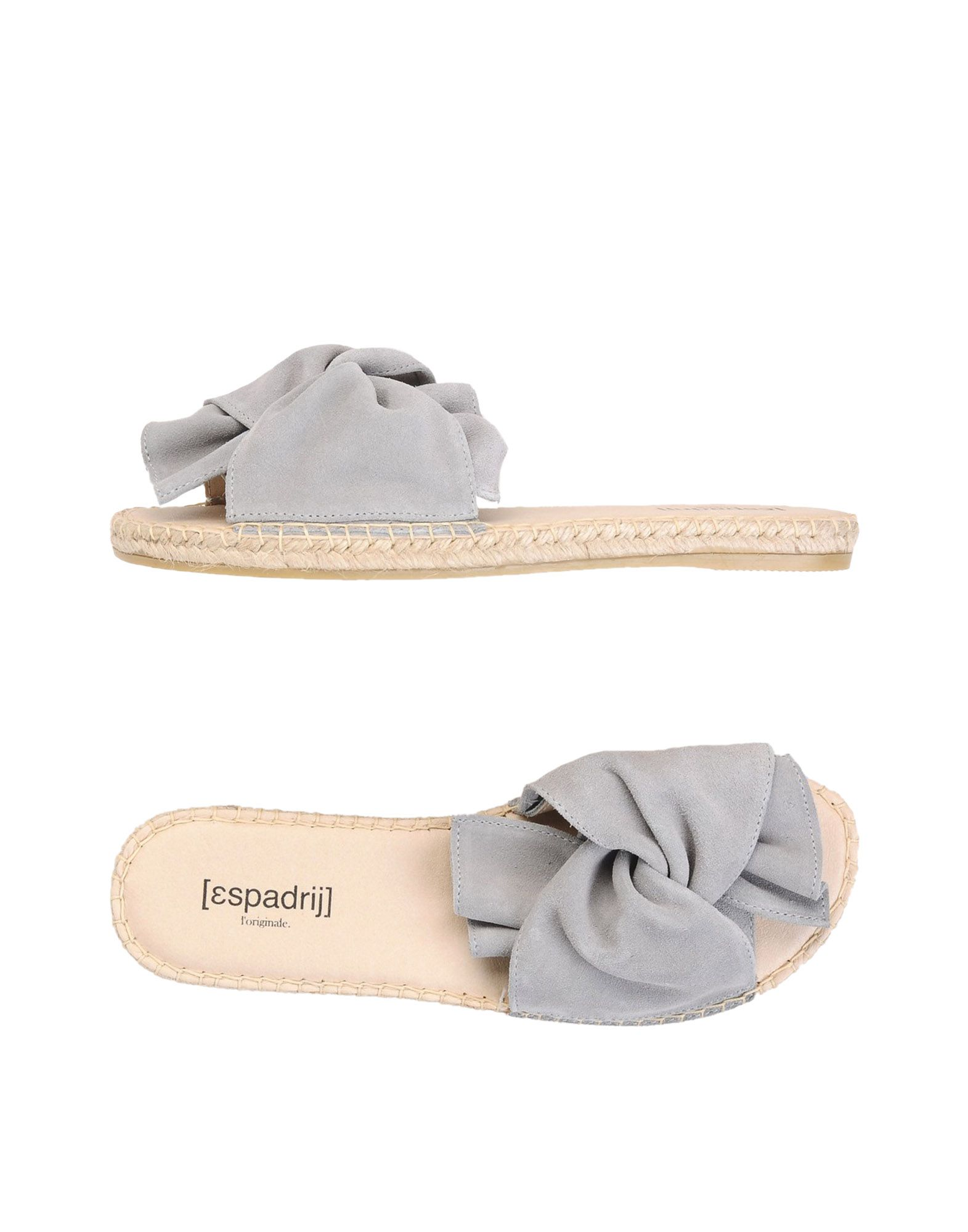 [Espadrij] Plage Boucle Velour  11454301QF Gute Qualität beliebte Schuhe