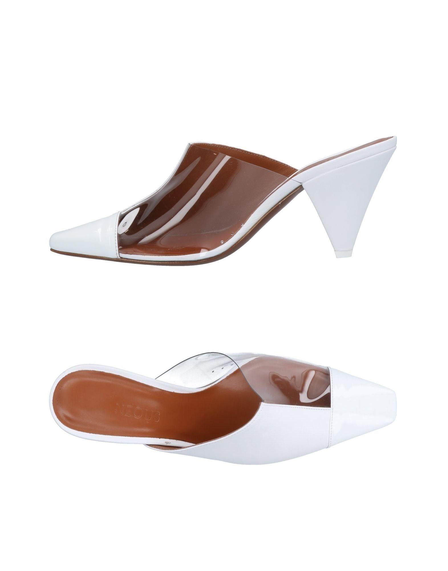 Rabatt Schuhe Neous Pantoletten Damen  11454303DB