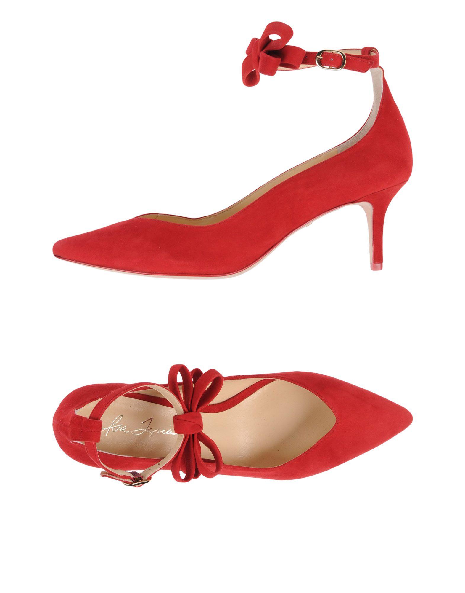 Rojo Rojo Rojo Zapato De Salón Isa Tapia Mujer - Salones Isa Tapia modelo más vendido de la marca 9c6d5d