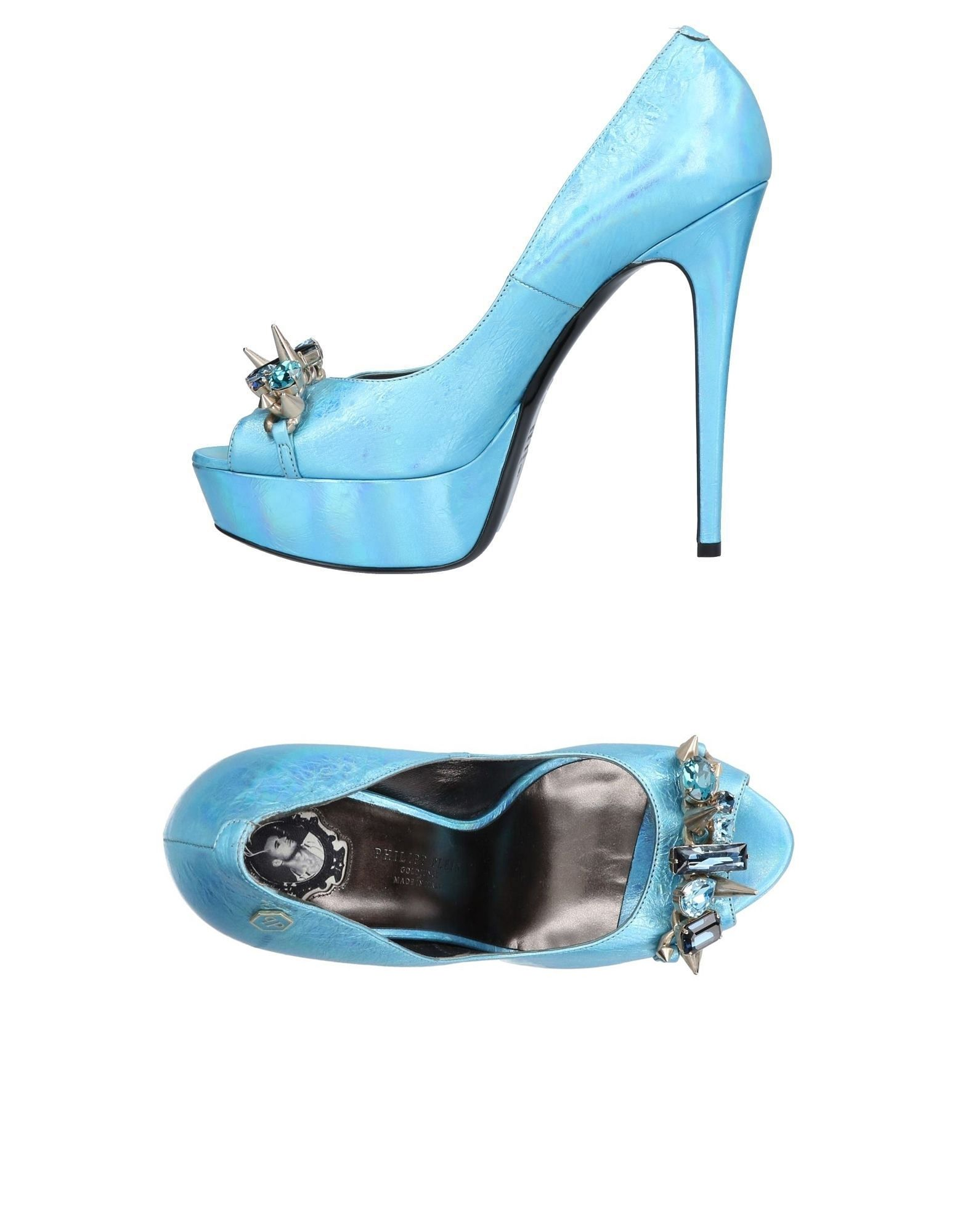 Philipp Plein Pumps gut Damen  11454369EAGünstige gut Pumps aussehende Schuhe 259467