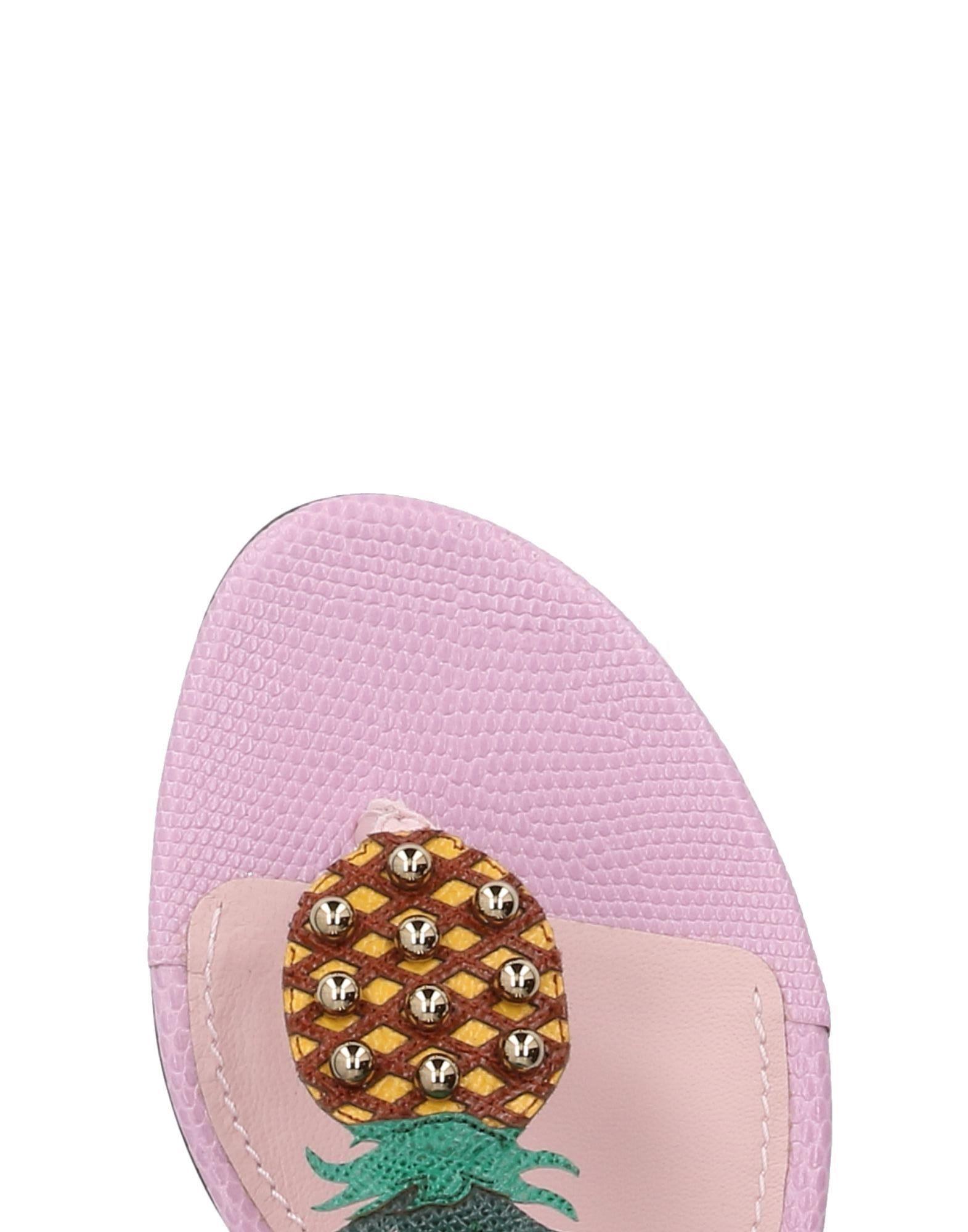 Dolce & Gabbana Dianetten aussehende Damen  11454389DVGünstige gut aussehende Dianetten Schuhe 9f73fd