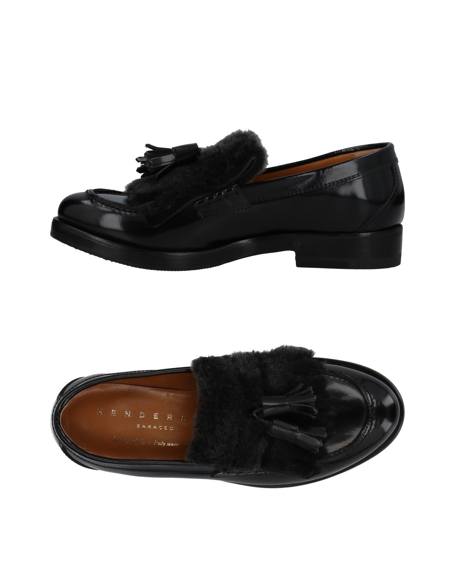 Rabatt Schuhe Henderson Mokassins Damen  11454412WS