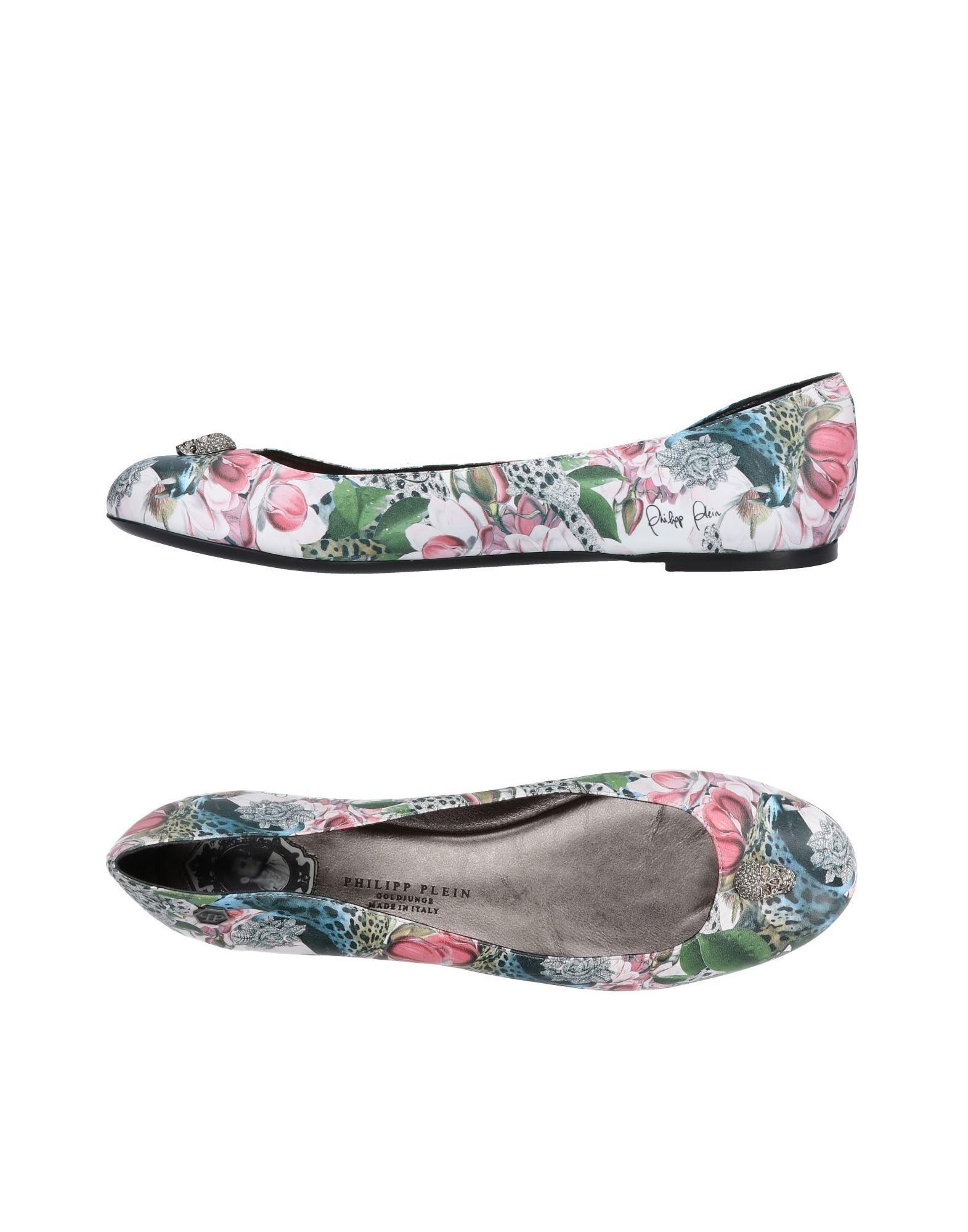 Philipp Plein Ballerinas gut Damen  11454437LAGünstige gut Ballerinas aussehende Schuhe cfa356