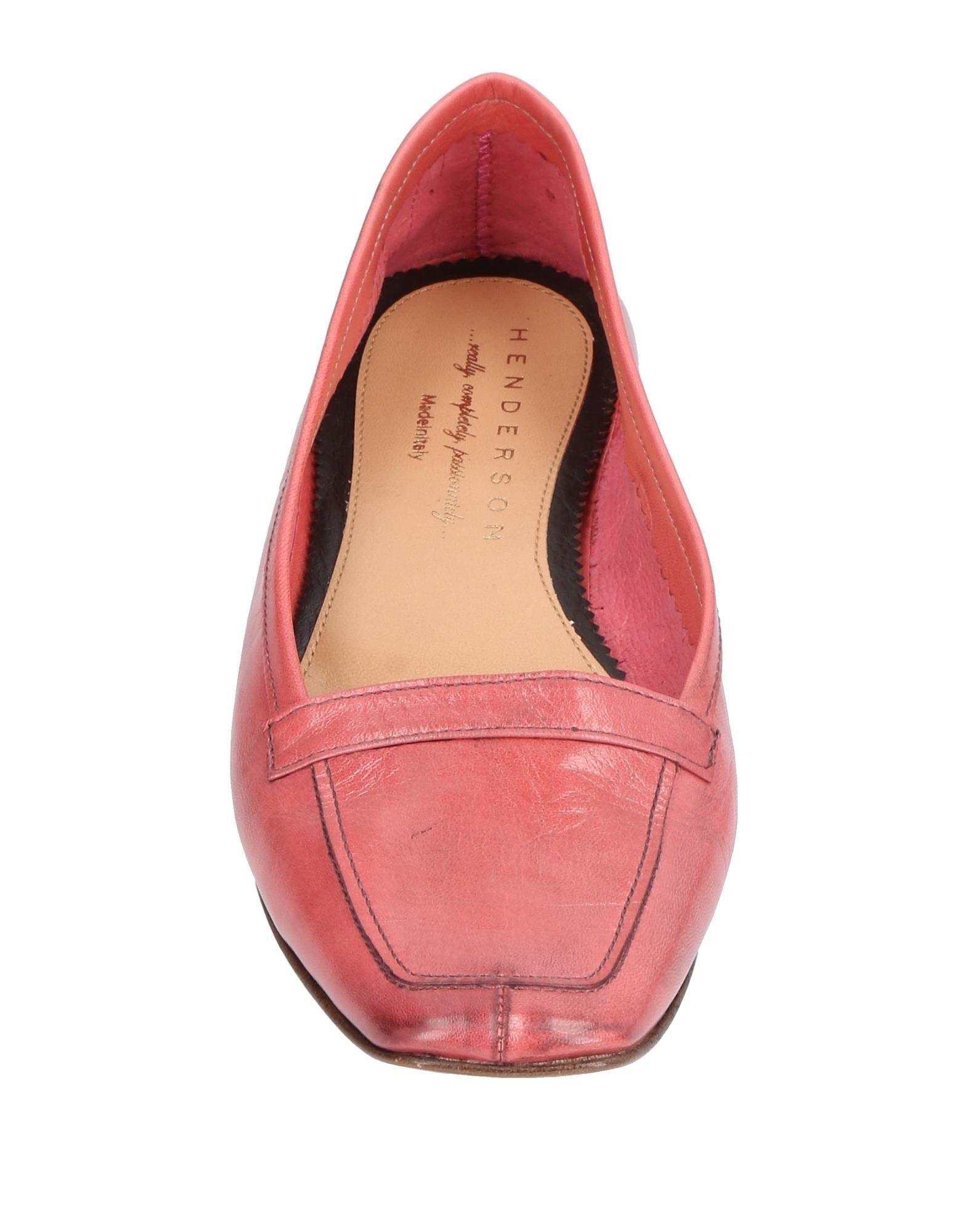 Stilvolle billige  Schuhe Henderson Mokassins Damen  billige 11454476FQ b03618