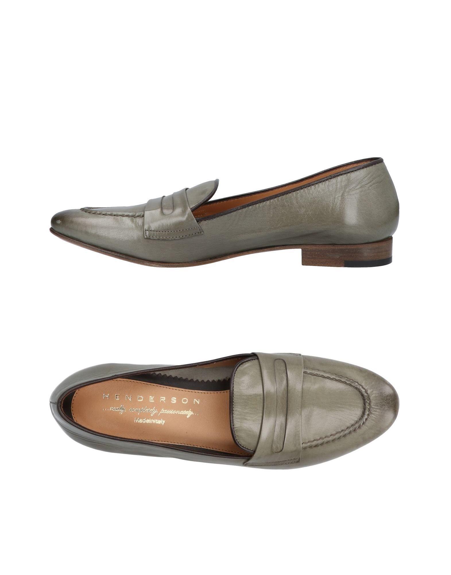 Stilvolle billige Mokassins Schuhe Henderson Mokassins billige Damen  11454500JA 4fc389