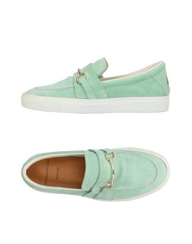Zapatos de hombre y mujer de promoción por tiempo limitado Mocasín Hderson Mujer - Mocasines Hderson- 11452330BP Verde claro