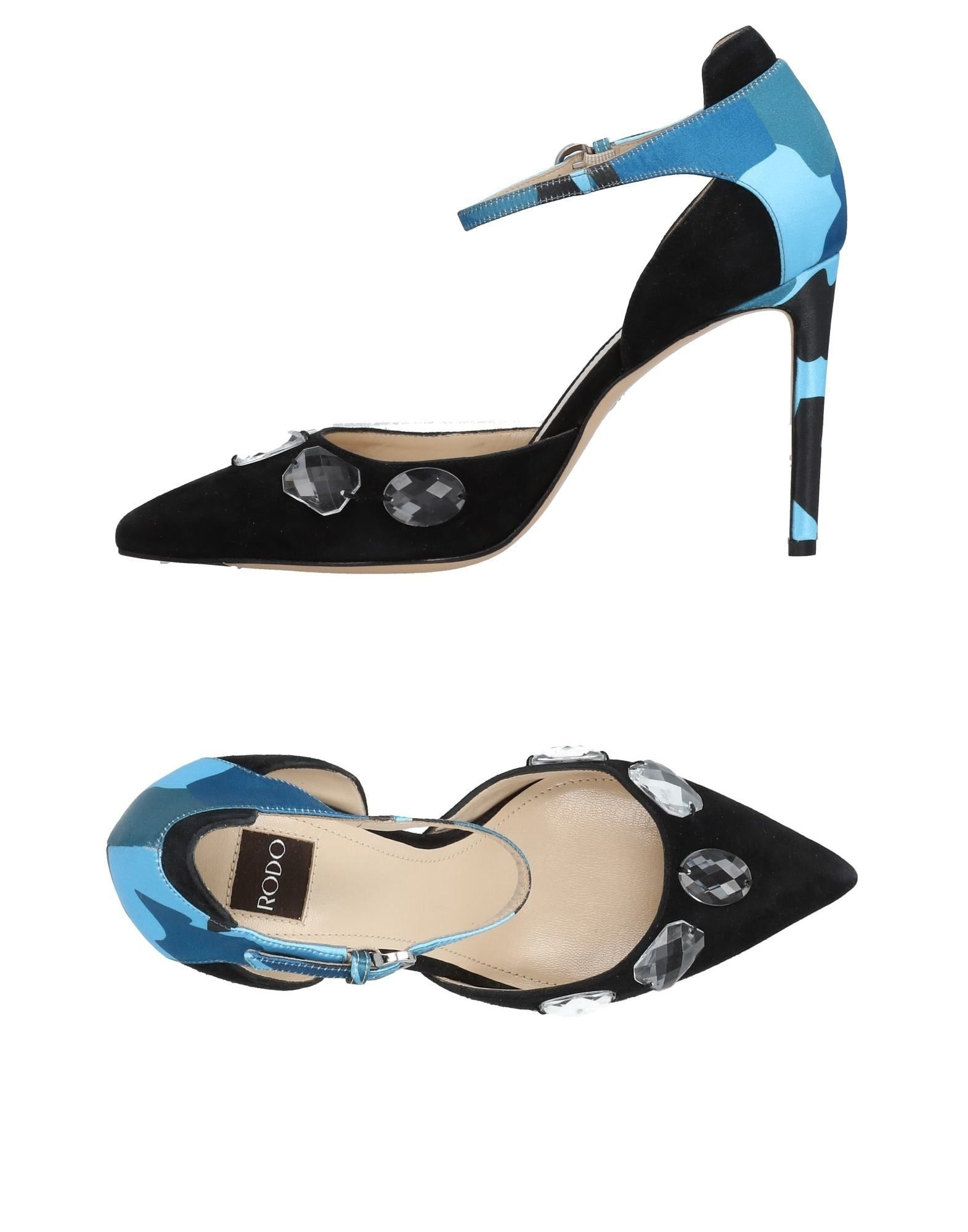 Rodo aussehende Pumps Damen  11454566TSGut aussehende Rodo strapazierfähige Schuhe 3d9cc6