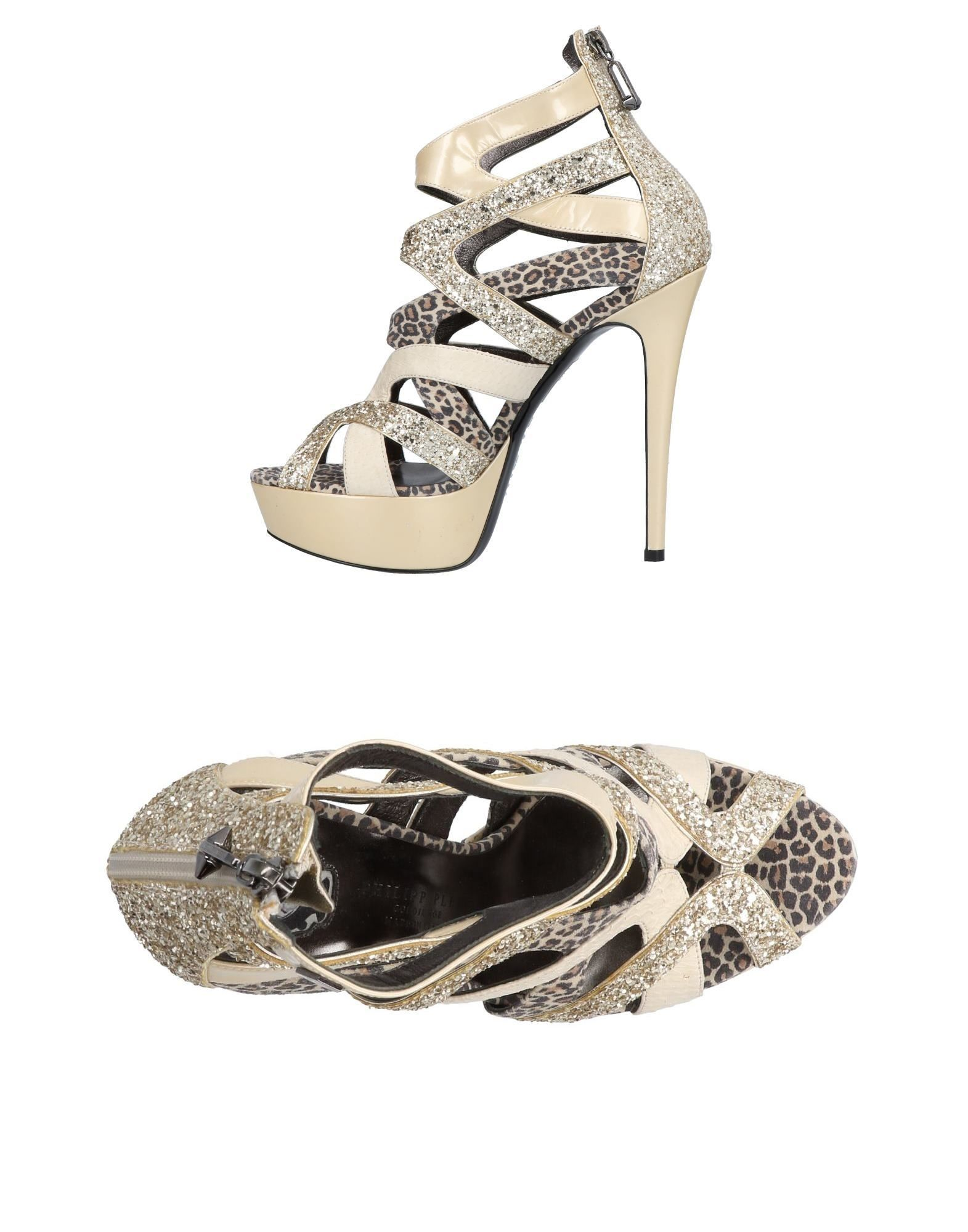 Philipp Plein Sandalen Damen  11454595RPGünstige gut aussehende Schuhe