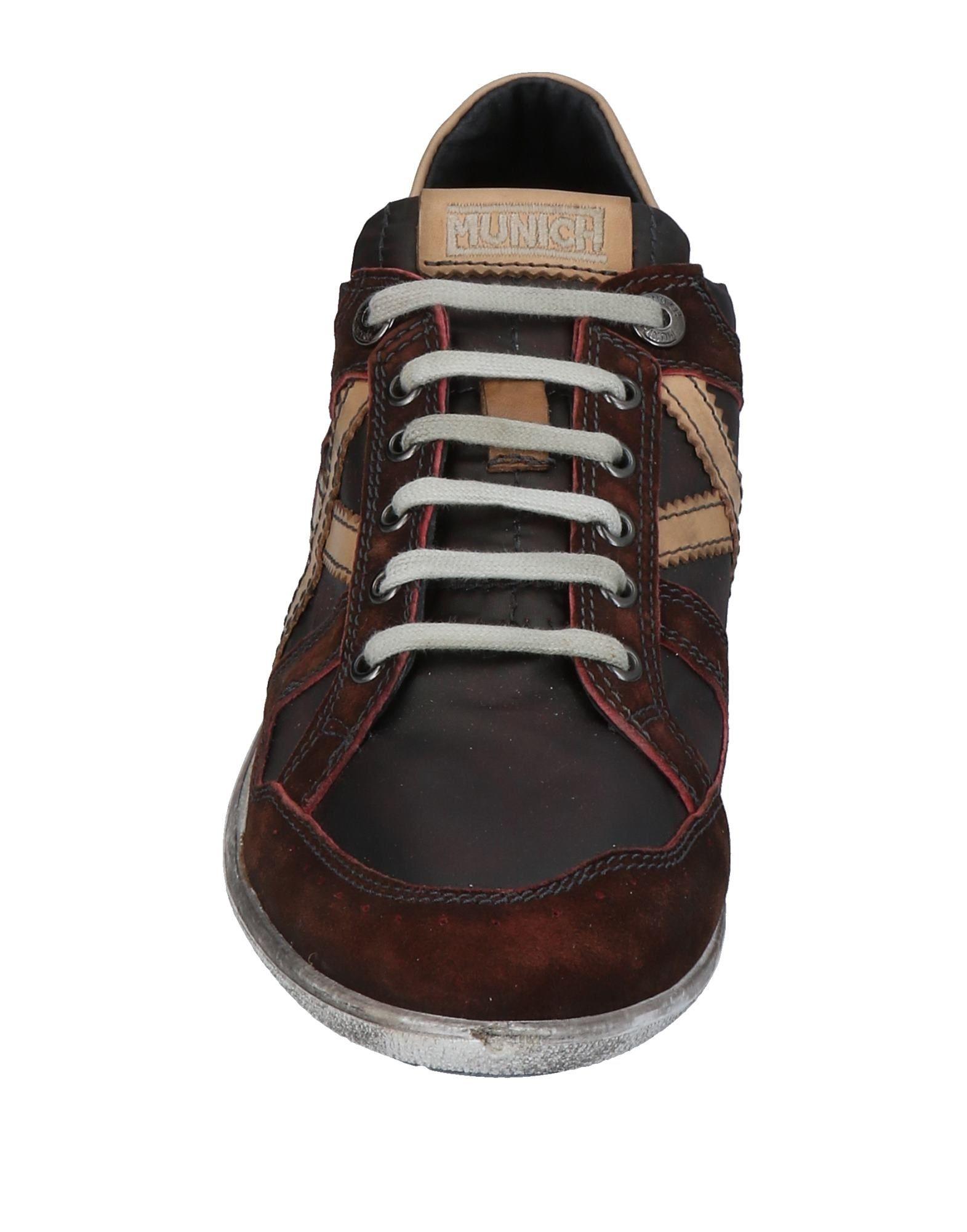 Rabatt echte Munich Schuhe Munich echte Sneakers Herren  11454601TU 5f1dab