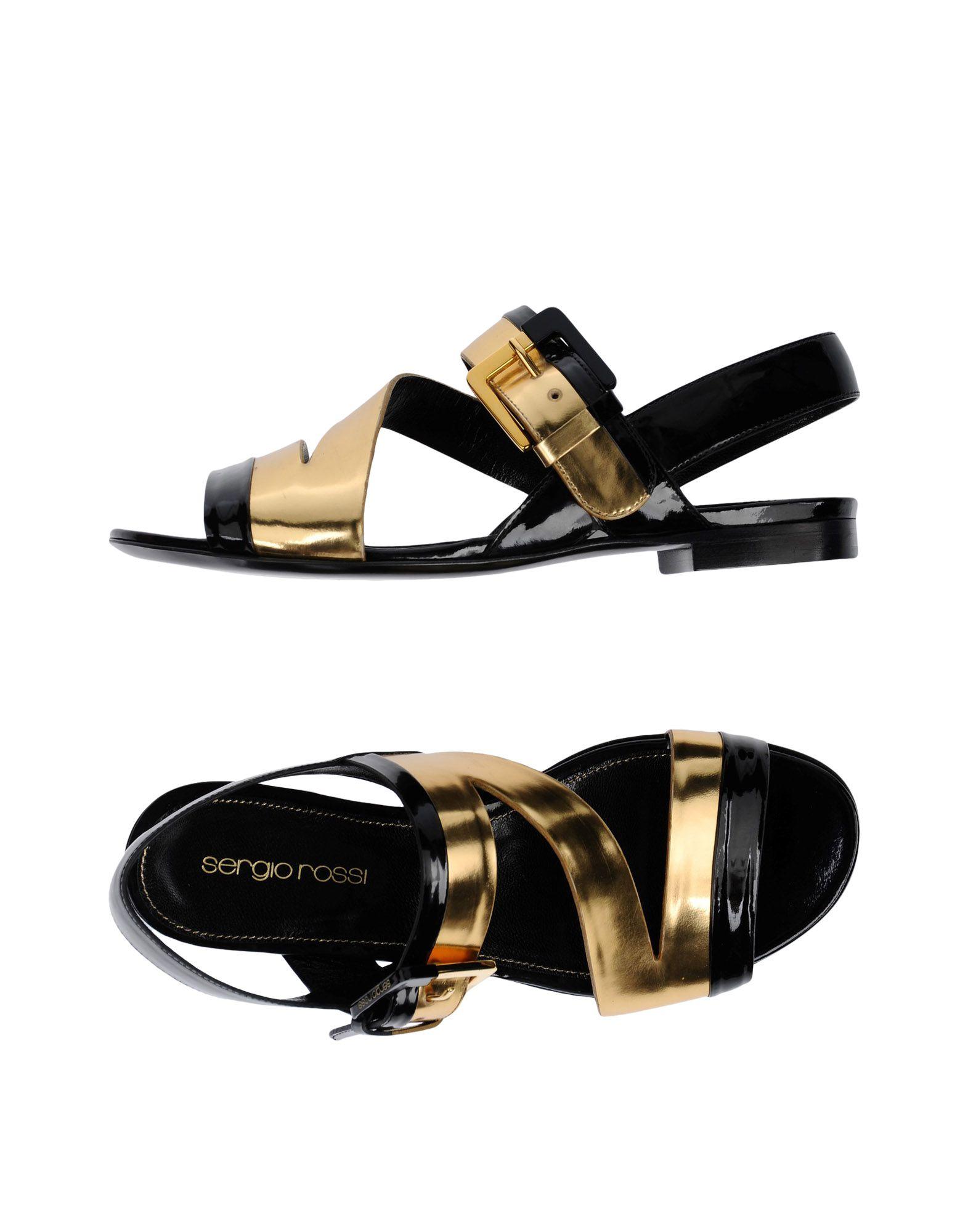 Rabatt Schuhe Sergio Damen Rossi Sandalen Damen Sergio  11454607QM 33191b