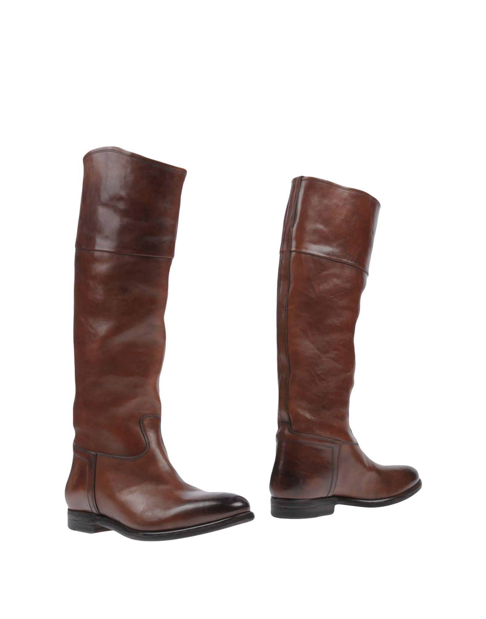 Rabatt Schuhe Henderson Stiefel Damen  11454628MO