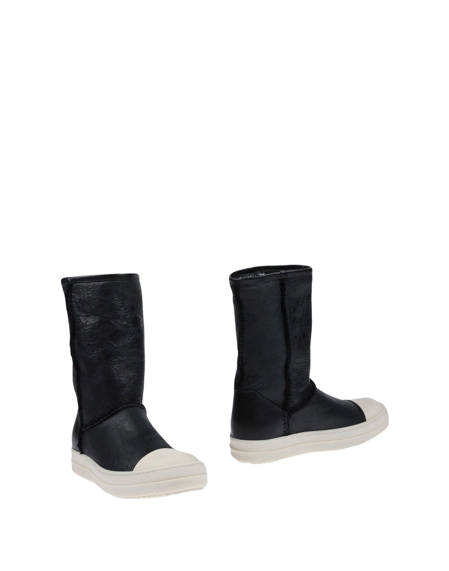 Rick Owens Stiefelette Damen  11454630DDGünstige gut aussehende Schuhe
