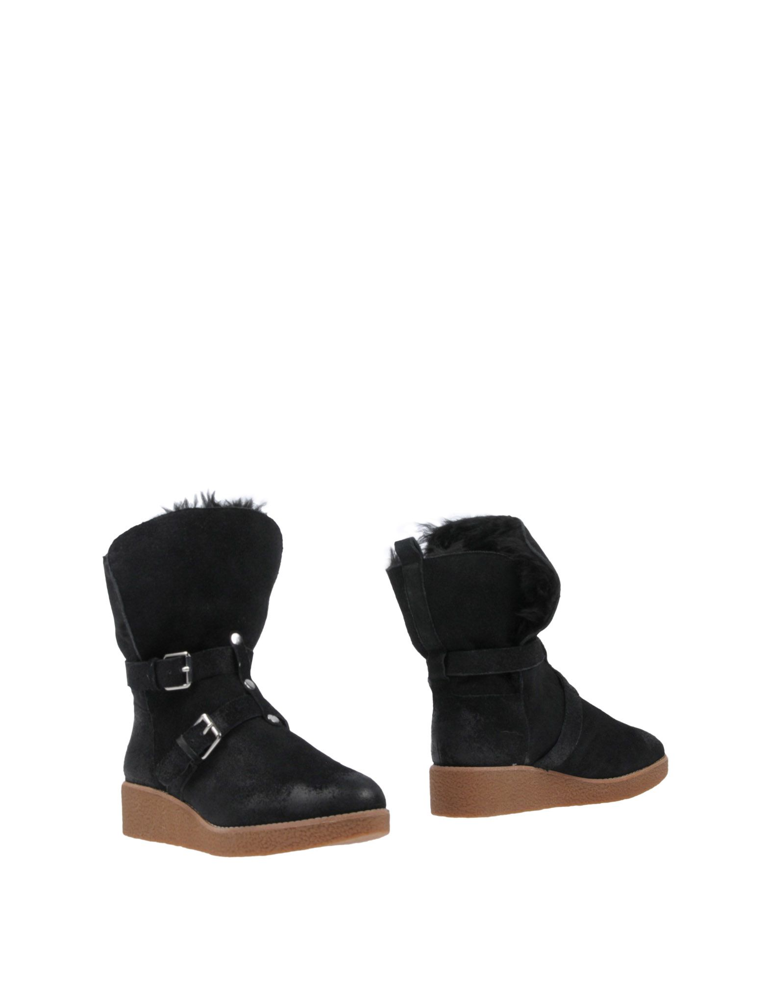 Stilvolle billige Schuhe Rebecca Minkoff Stiefelette Damen 11454665JO