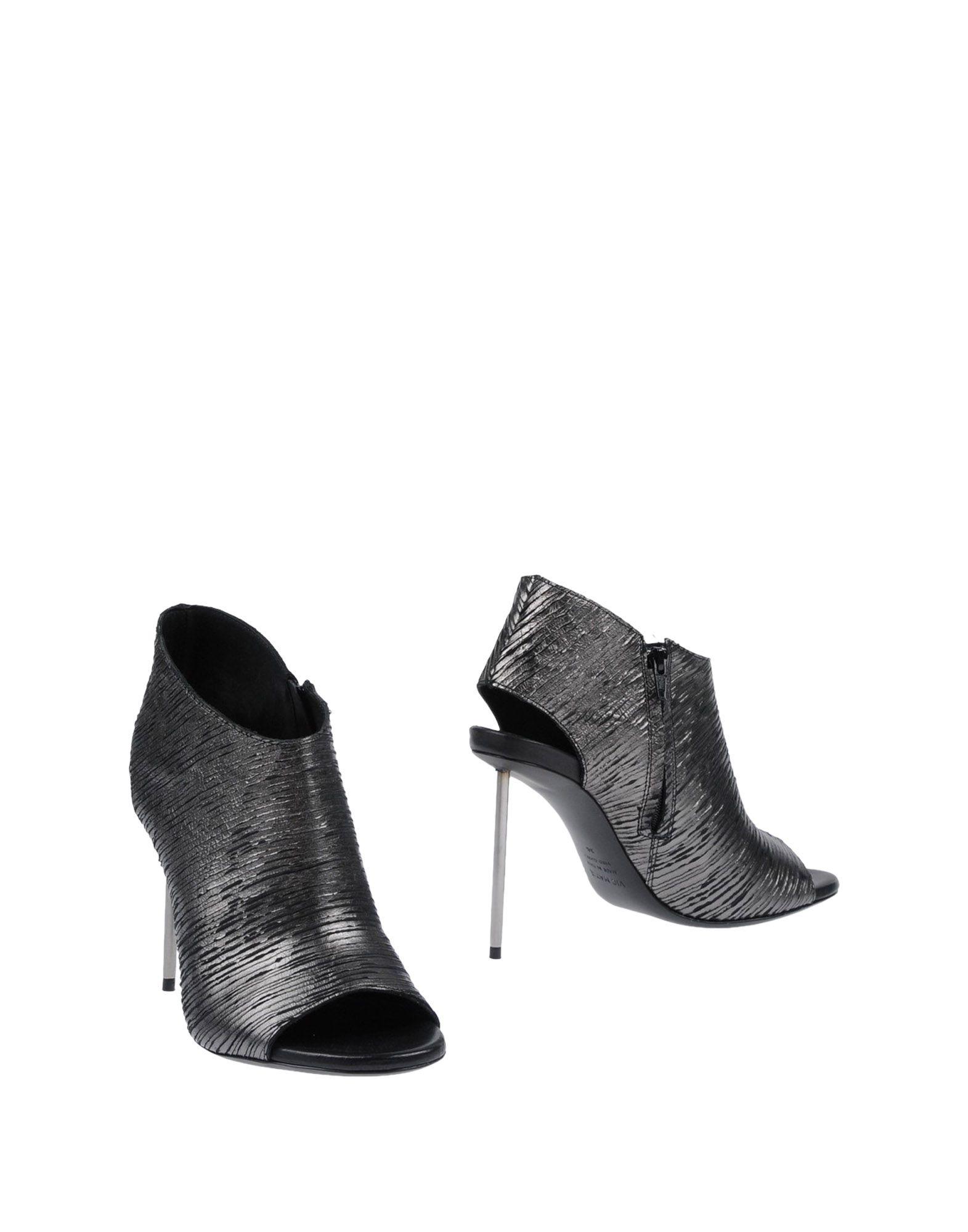 Gut um Matiē billige Schuhe zu tragenVic Matiē um Stiefelette Damen  11454678AH 79fefc