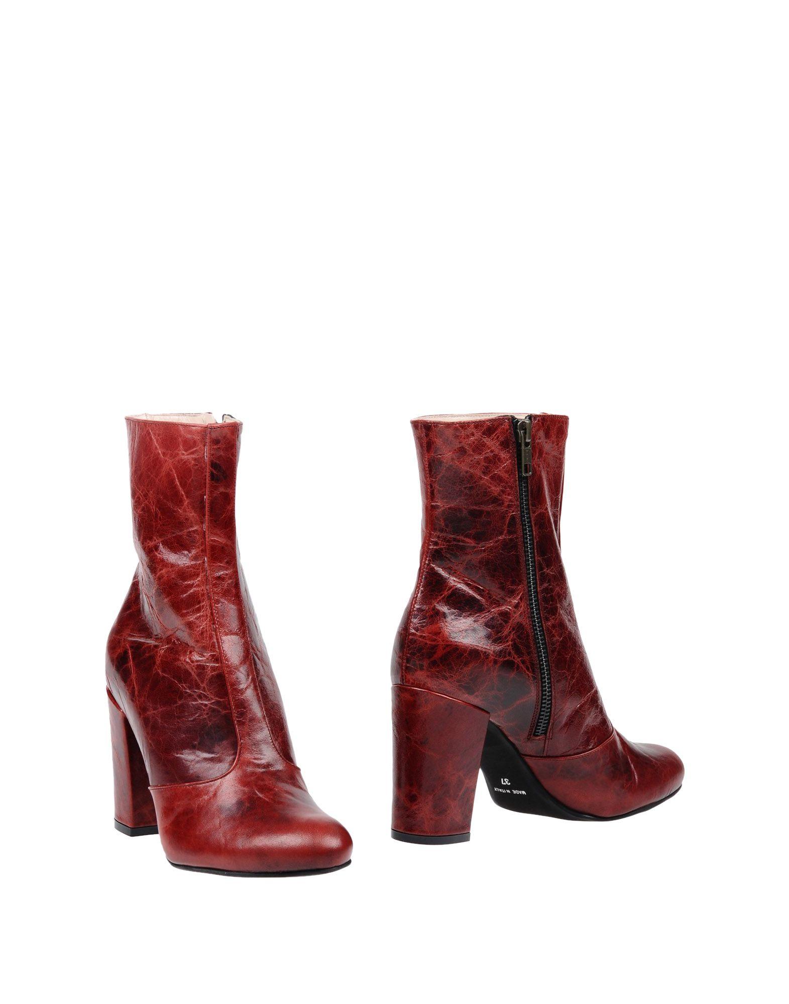 Stele Stiefelette Damen  11454693BRGut aussehende strapazierfähige Schuhe