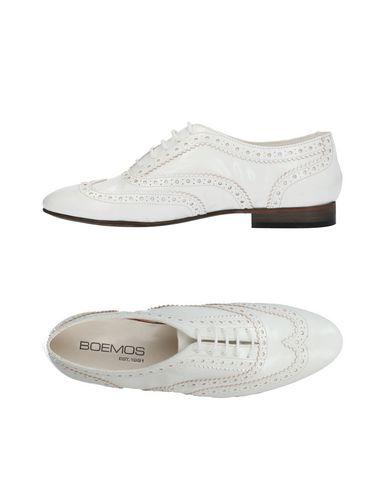 BOEMOS Zapatos de cordones mujer UXqoID