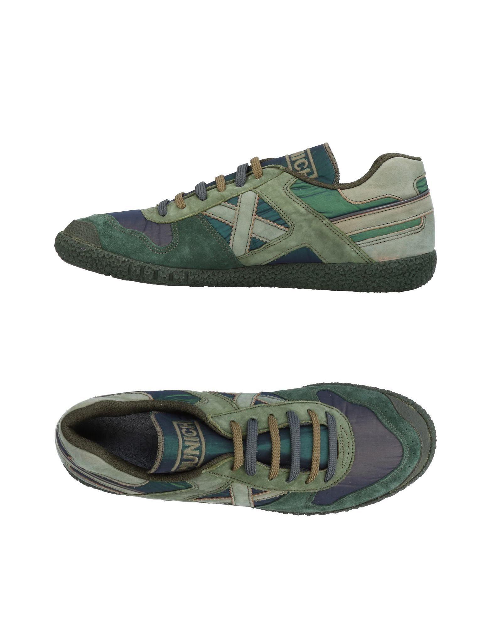 Rabatt echte Schuhe Munich Sneakers Herren  11454784JI