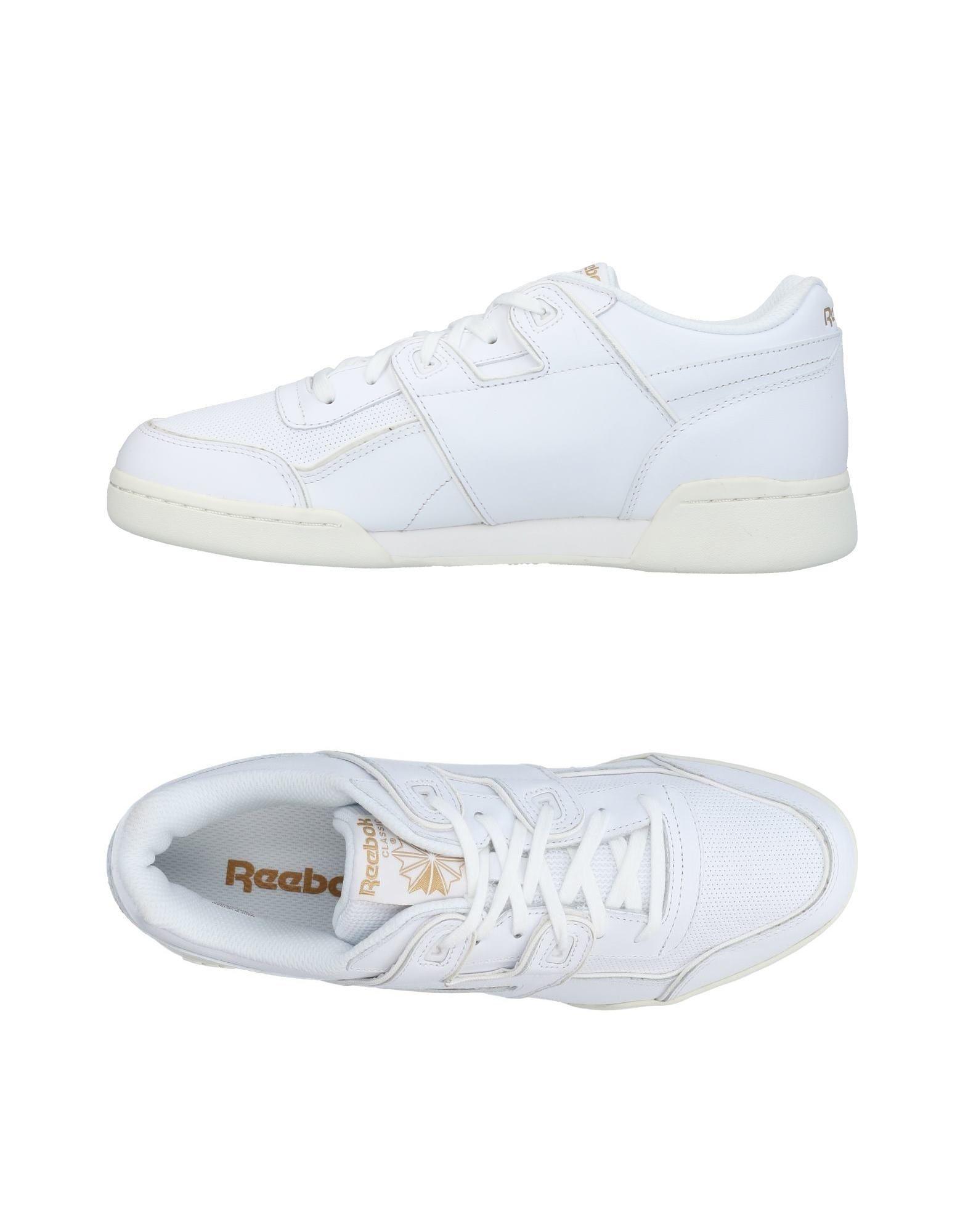 Rabatt echte  Schuhe Reebok Sneakers Herren  echte 11454817TP 853619