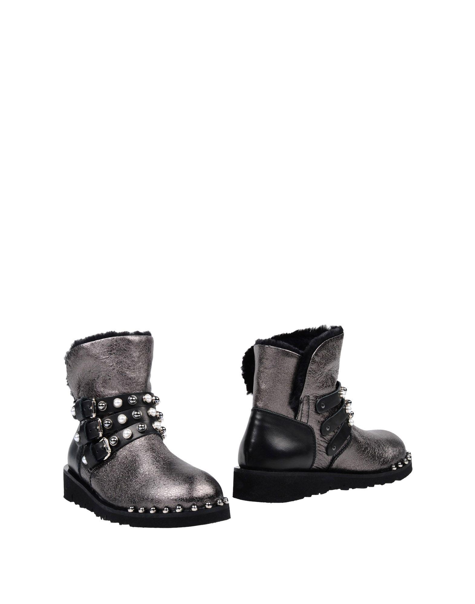 Gut um billige Schuhe zu tragenCharme Stiefelette Damen  11454838XF