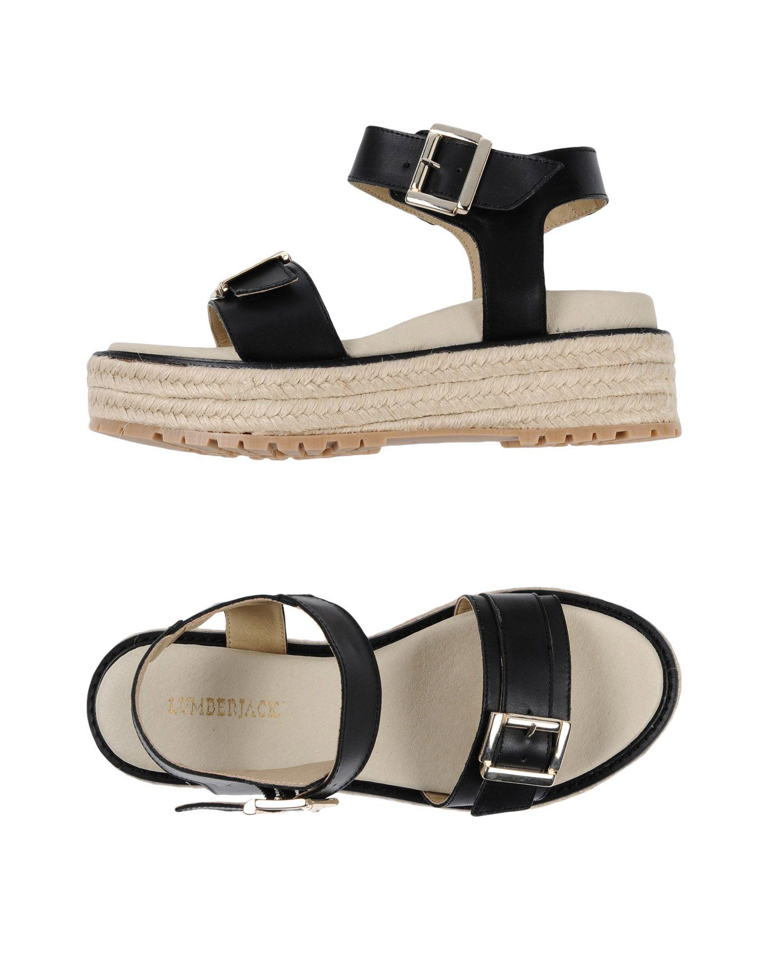 Günstige und modische Schuhe Lumberjack Sandalen Damen  11454912SL