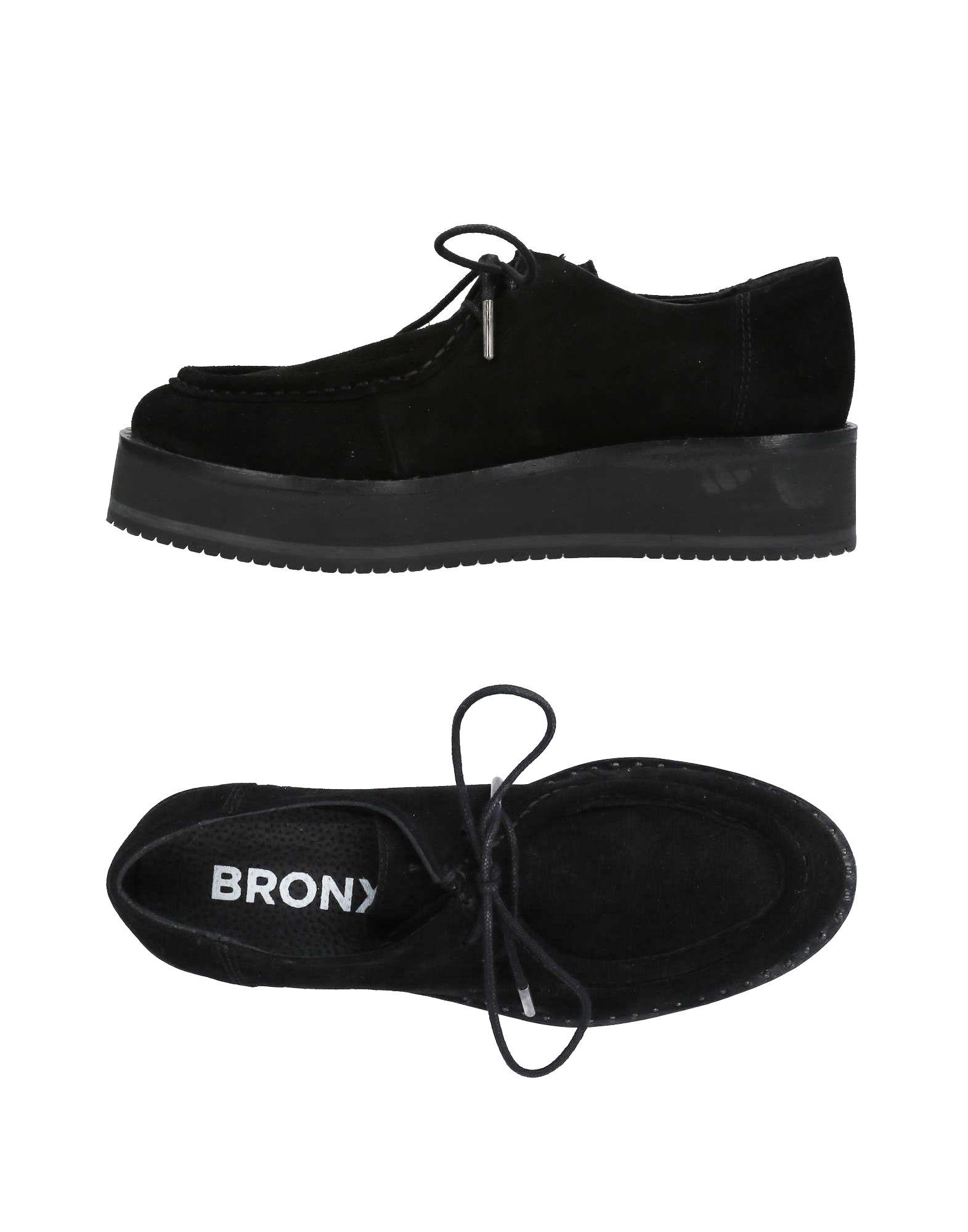 Bronx Schnürschuhe Damen  11454945PE Gute Qualität beliebte Schuhe