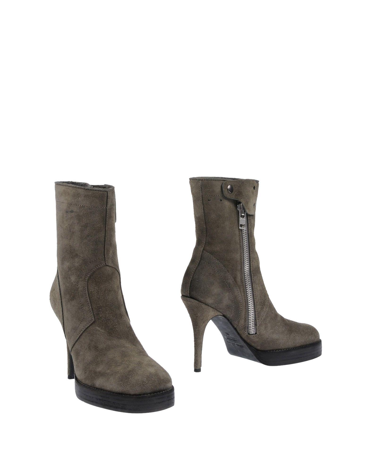 Rick Owens Stiefelette Damen  11454982MQGünstige gut aussehende Schuhe