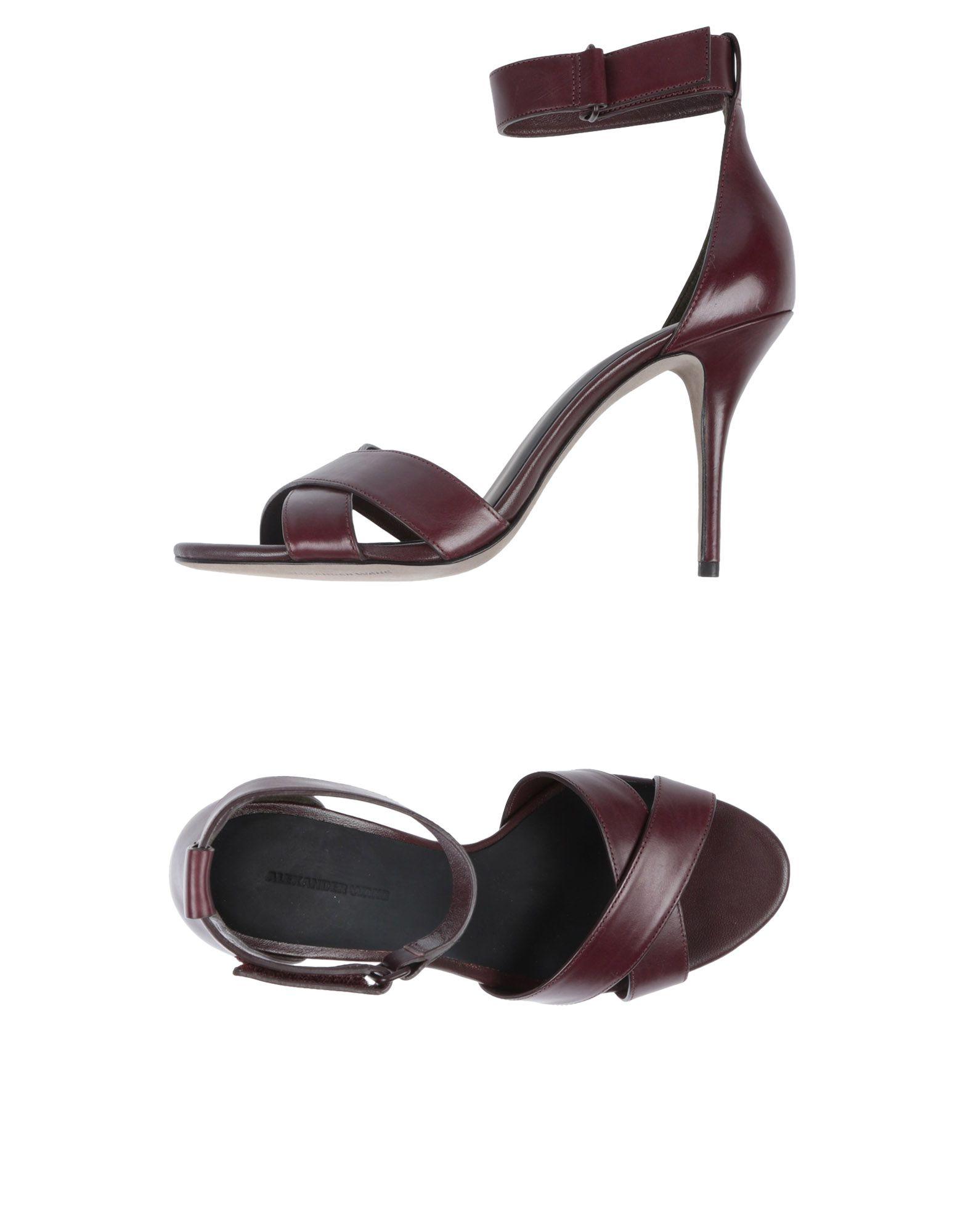 Alexander Wang Sandalen Damen  11455000JCGünstige gut aussehende Schuhe