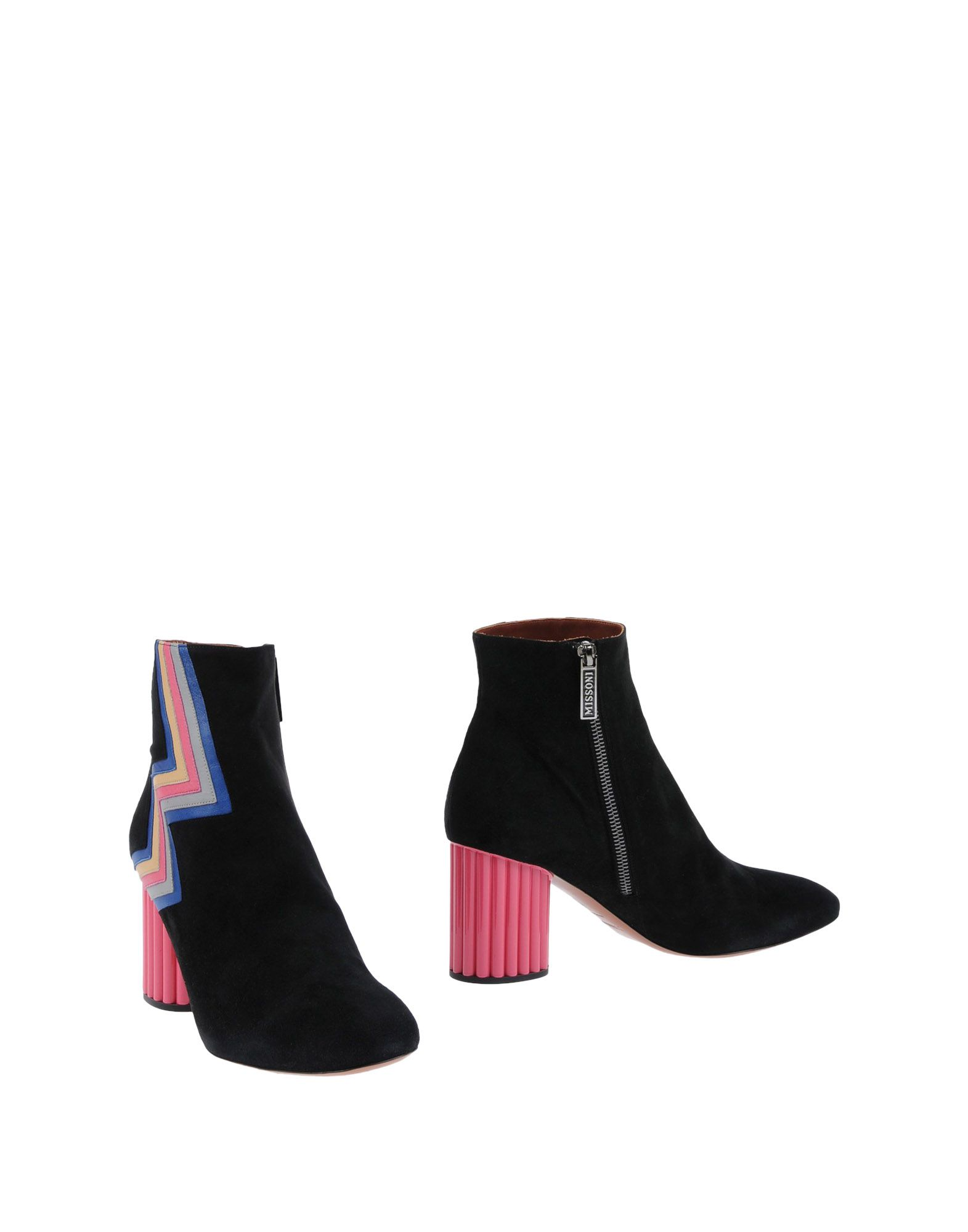 Haltbare Mode billige Schuhe Missoni Stiefelette Damen  11455003MV Heiße Schuhe