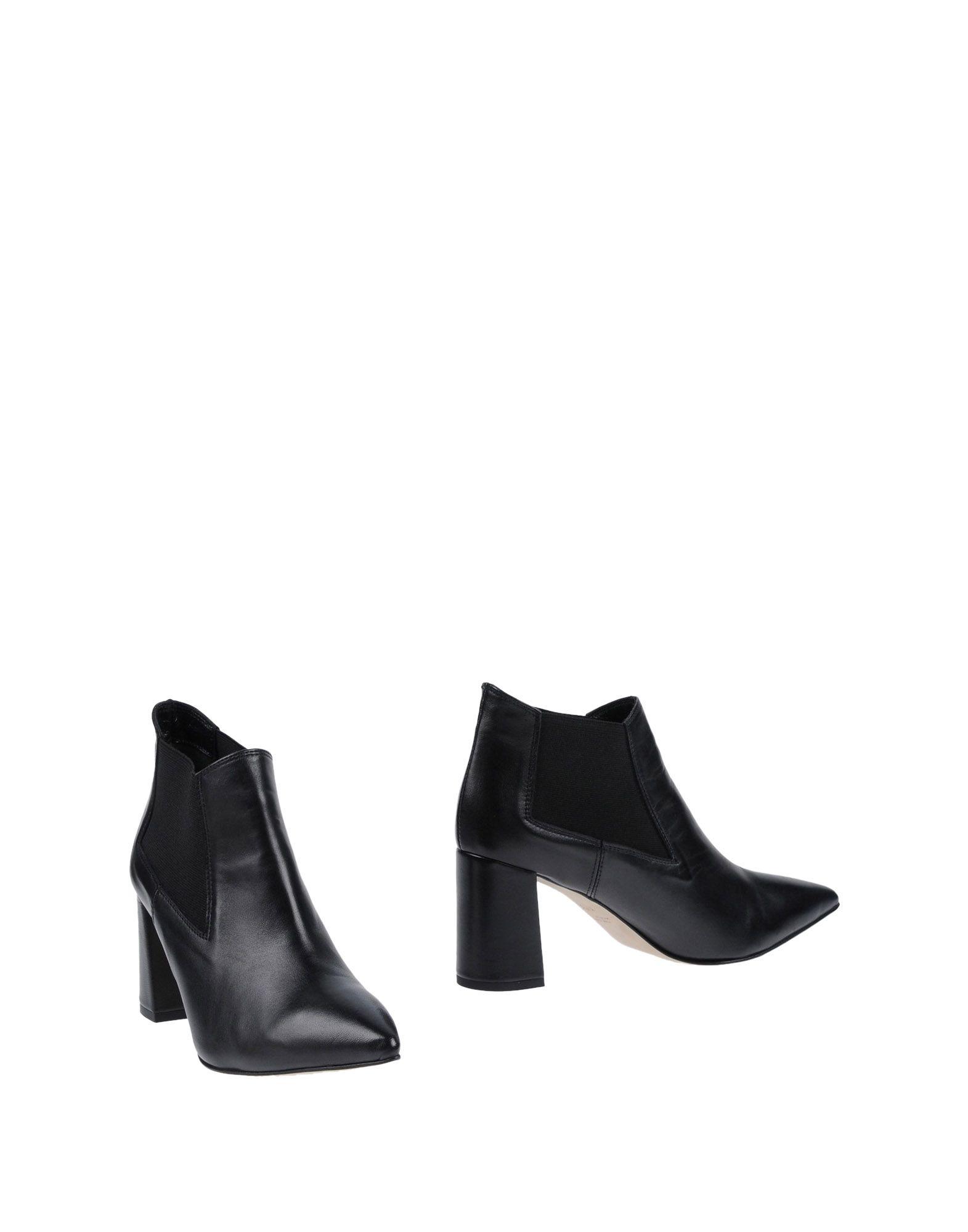 Stilvolle F. billige Schuhe Anna F. Stilvolle Stiefelette Damen  11455026IR 8f5707