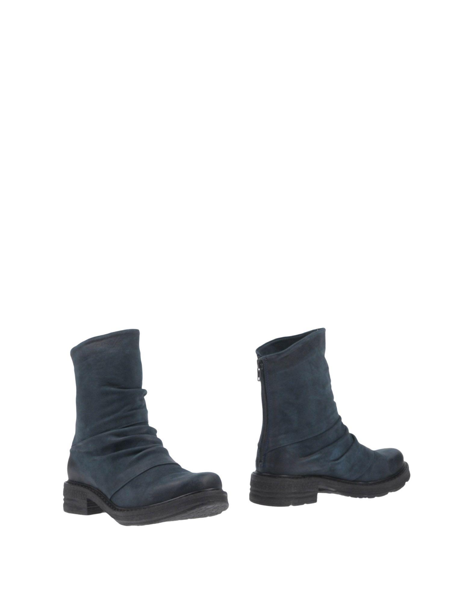 Bottine Bueno Femme - Bottines Bueno Bleu foncé Chaussures femme pas cher homme et femme