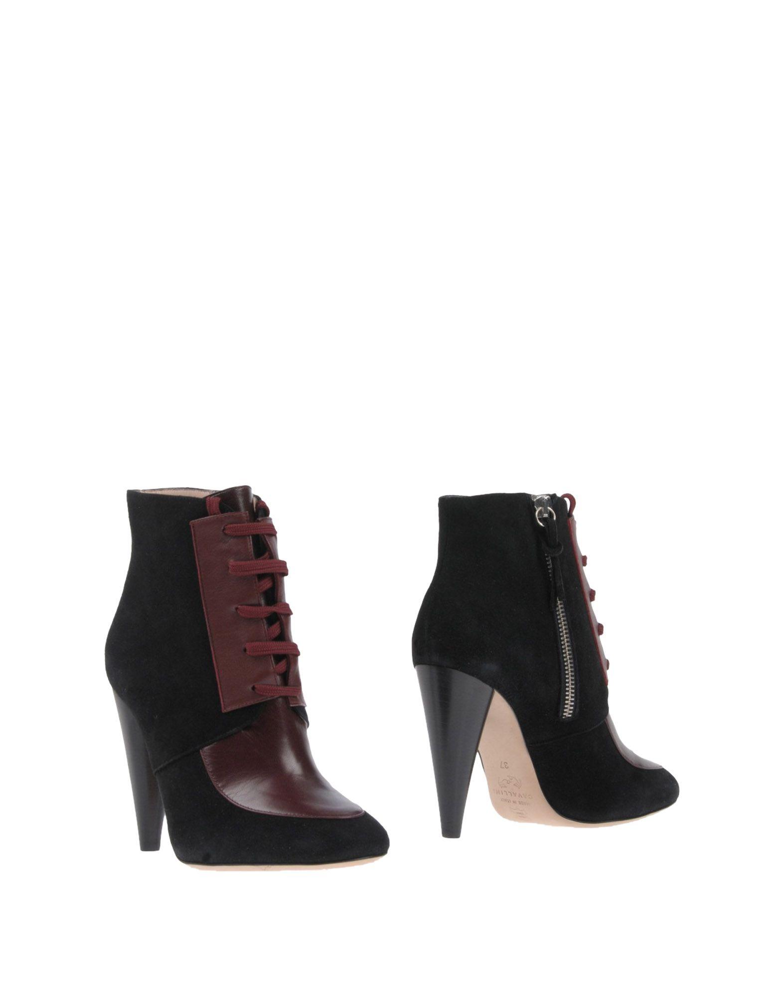 Stilvolle billige  Schuhe Cavallini Stiefelette Damen  billige 11455054QN 888264