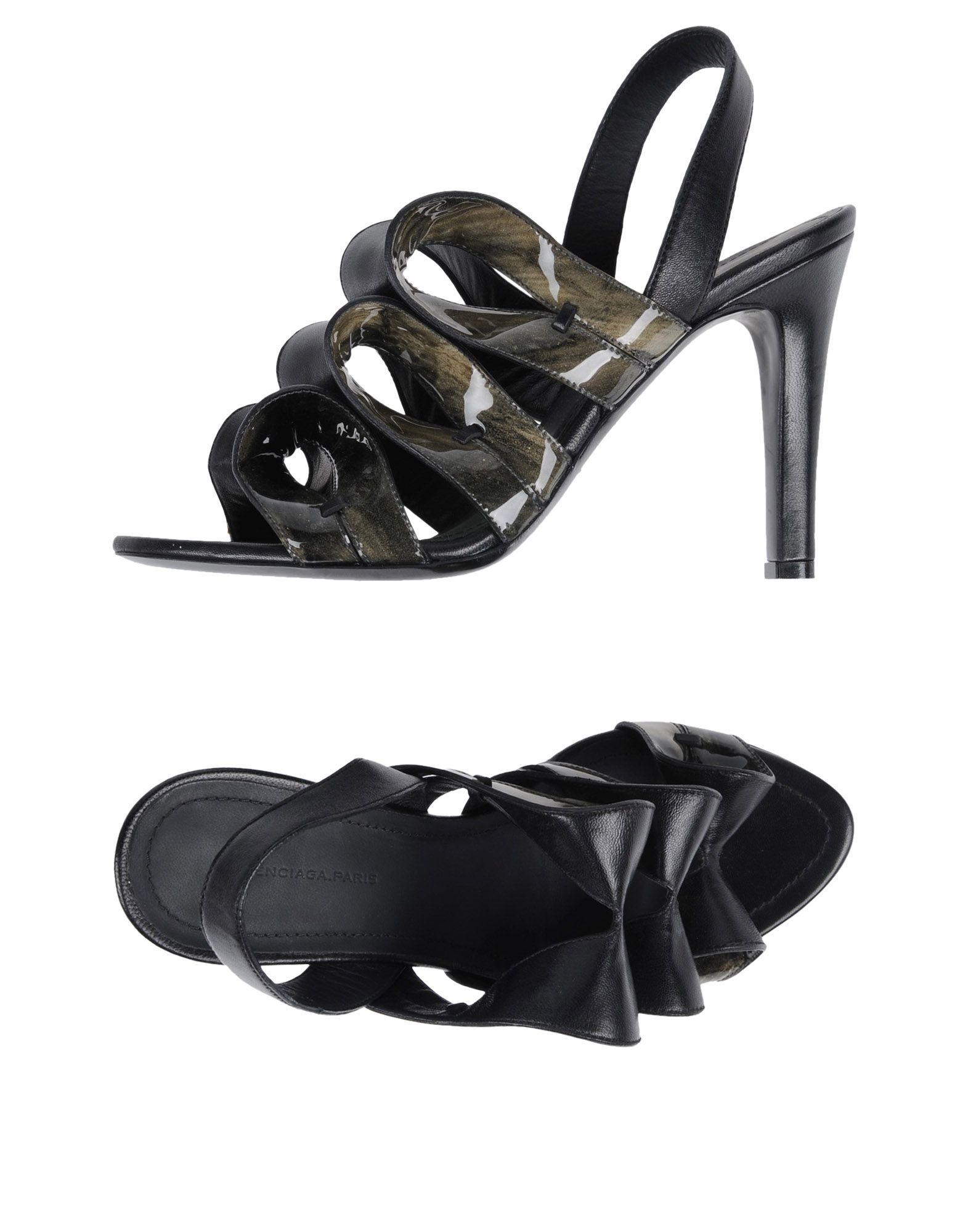 Rabatt Schuhe Balenciaga Sandalen Damen  11455112SR