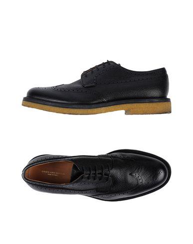 Zapatos de hombres y mujeres de moda casual Zapato De Cordones Dries Van Not Hombre - Zapatos De Cordones Dries Van Not - 11455120MW Negro