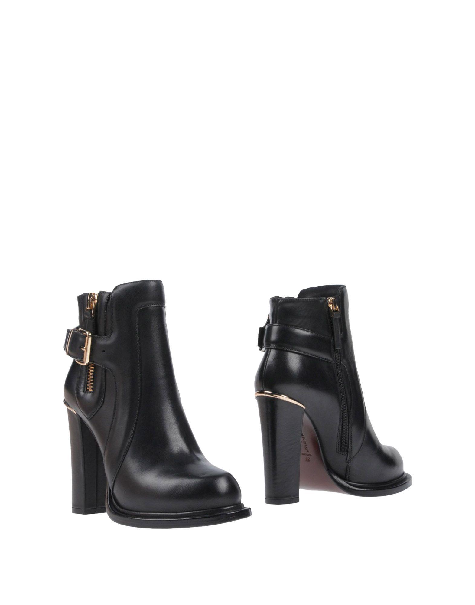 Rabatt Schuhe Gianni Renzi®  Couture Stiefelette Damen  11455144XO