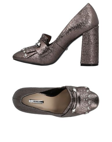 Los últimos zapatos de hombre y mujer Mocasín 181 By Alberto Gozzi Mujer - Mocasines 181 By Alberto Gozzi- 11486672SO Plomo