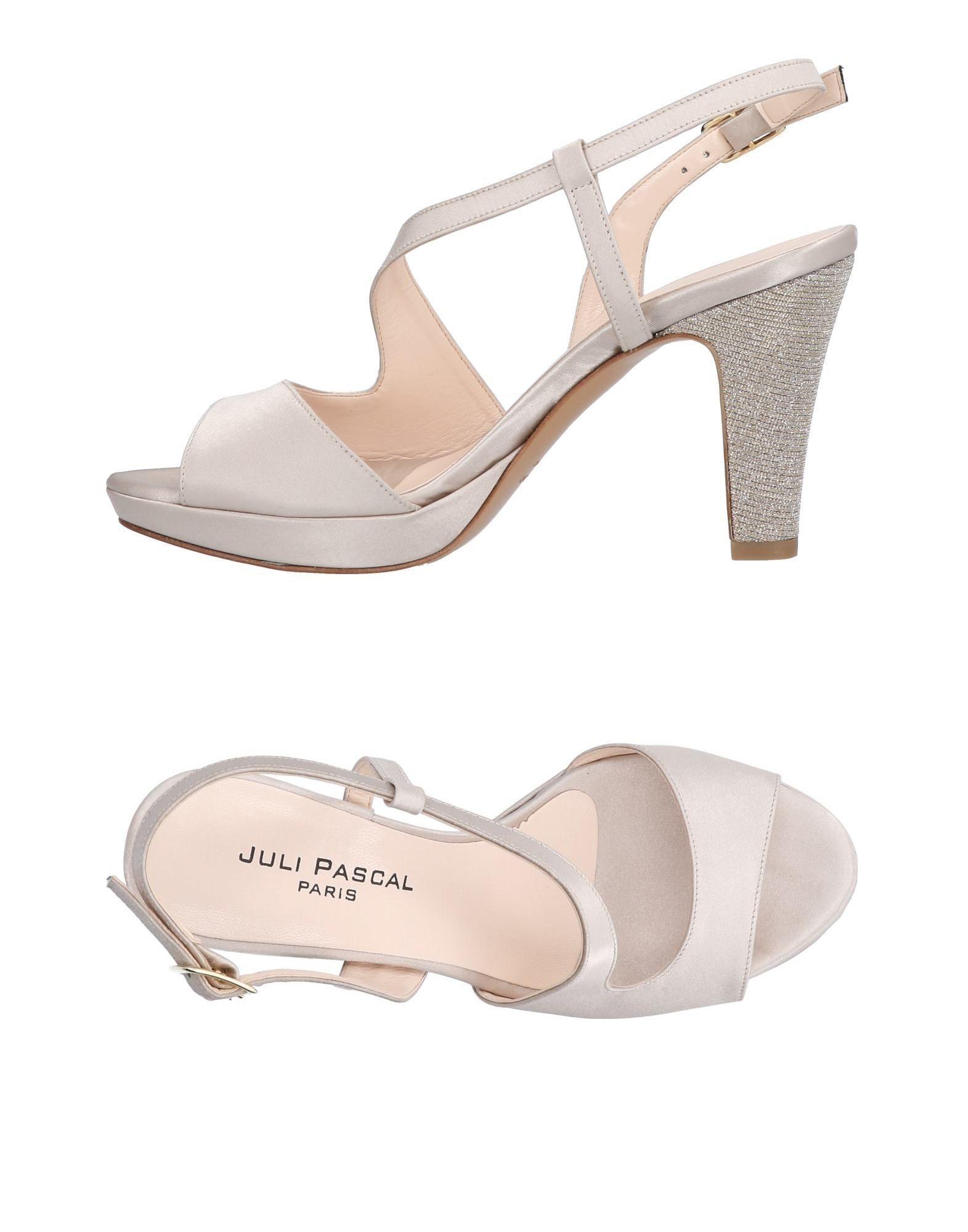 Juli Pascal Paris Neue Sandalen Damen  11455219OI Neue Paris Schuhe c88e5b