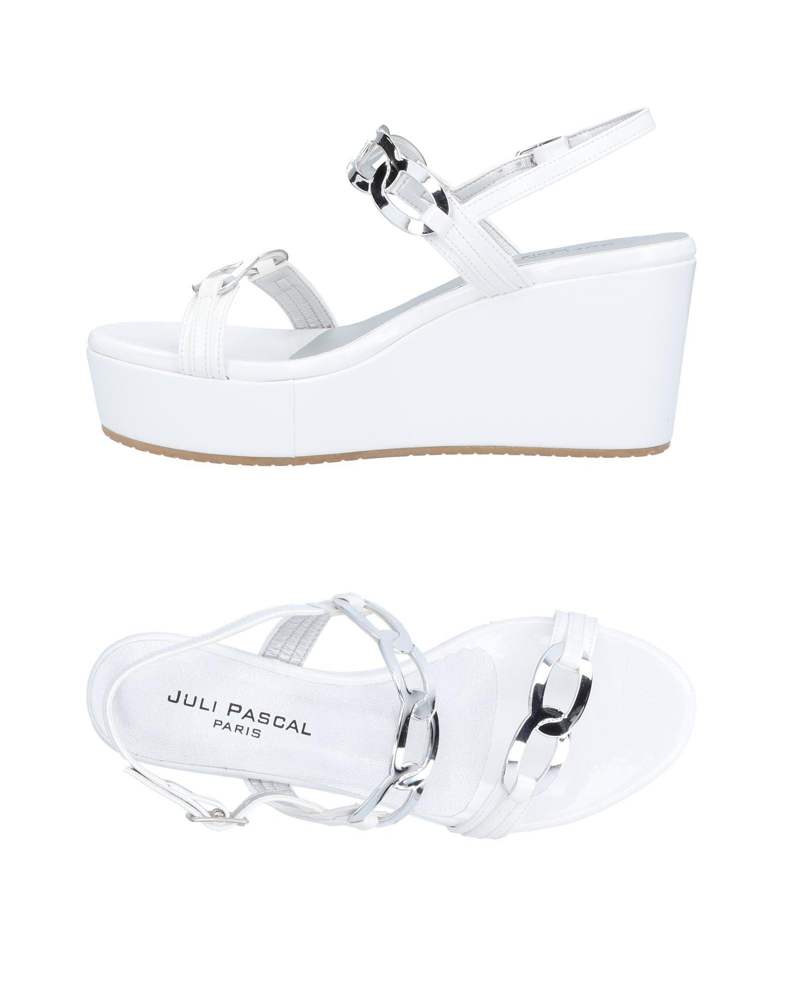 Juli Pascal Paris Sandalen Damen  11455231WM Gute Qualität beliebte Schuhe
